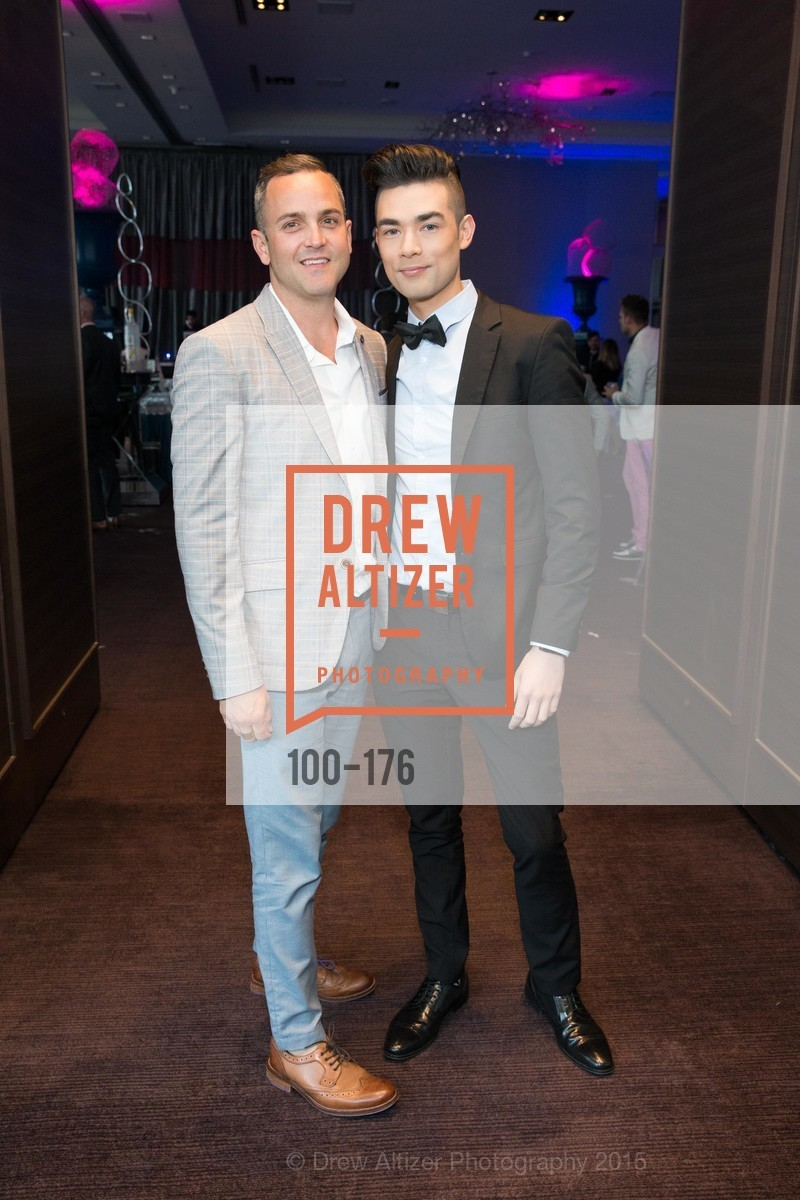 John Darden, Timmy Scott, VIP Pride Celebration 2015, St. Regis, June 18th, 2015,Drew Altizer, Drew Altizer Photography, full-service agency, private events, San Francisco photographer, photographer california