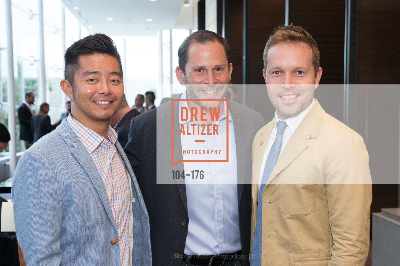 Jonny Mah, Dorian Kendal, Garrett Hunt, VIP Pride Celebration 2015, St. Regis, June 18th, 2015,Drew Altizer, Drew Altizer Photography, full-service agency, private events, San Francisco photographer, photographer california