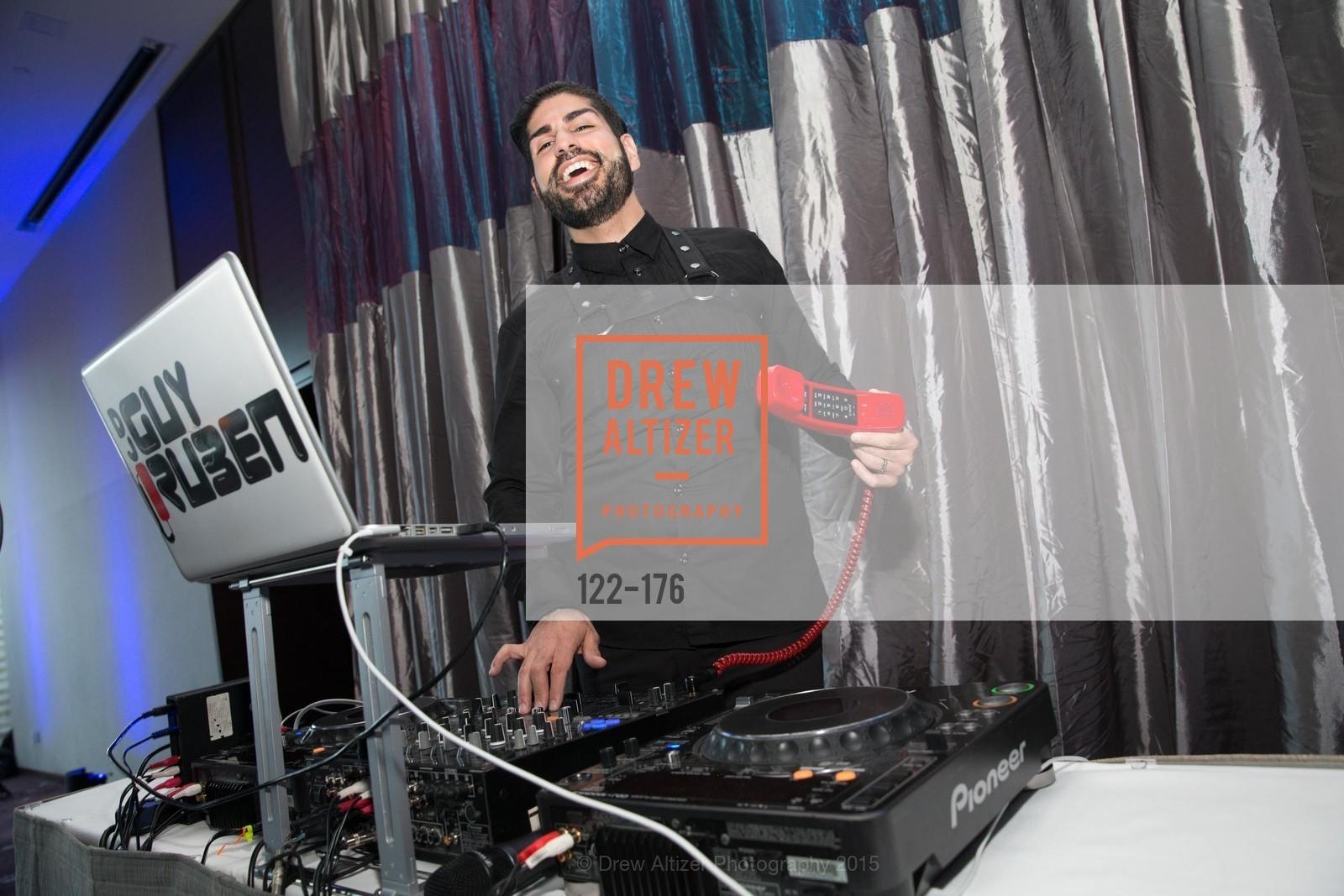DJ Guy Ruben, VIP Pride Celebration 2015, St. Regis, June 18th, 2015,Drew Altizer, Drew Altizer Photography, full-service agency, private events, San Francisco photographer, photographer california