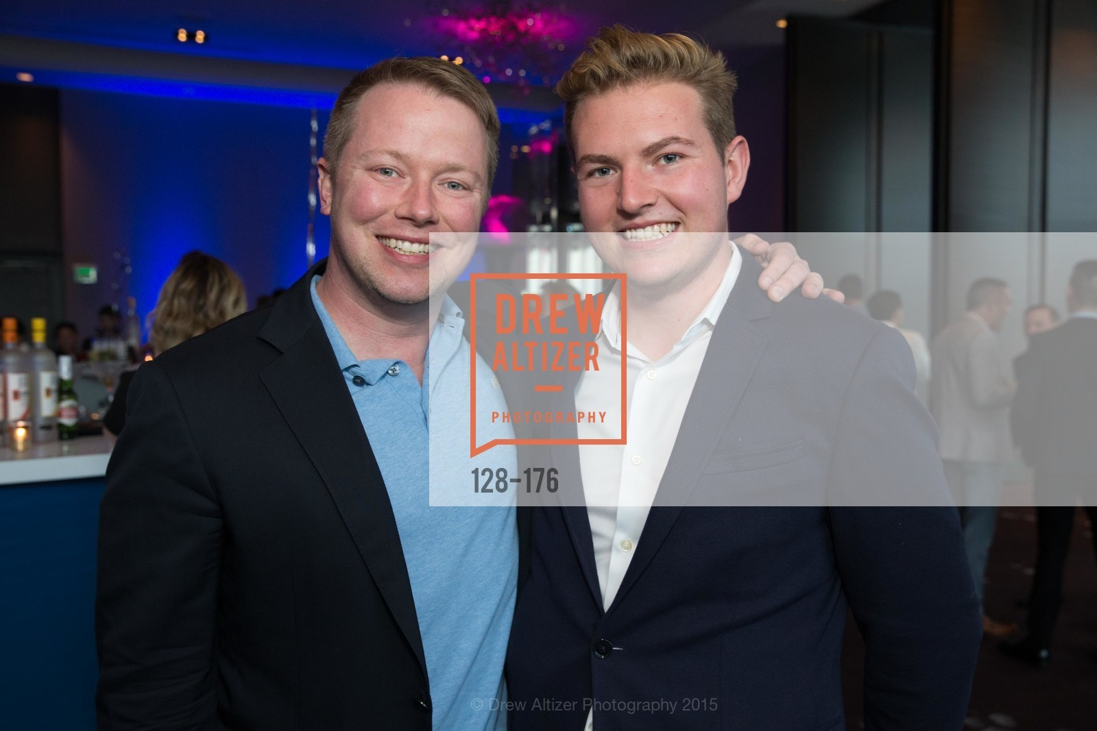 Curtis Sparrer, Brice Spaner, VIP Pride Celebration 2015, St. Regis, June 18th, 2015,Drew Altizer, Drew Altizer Photography, full-service agency, private events, San Francisco photographer, photographer california