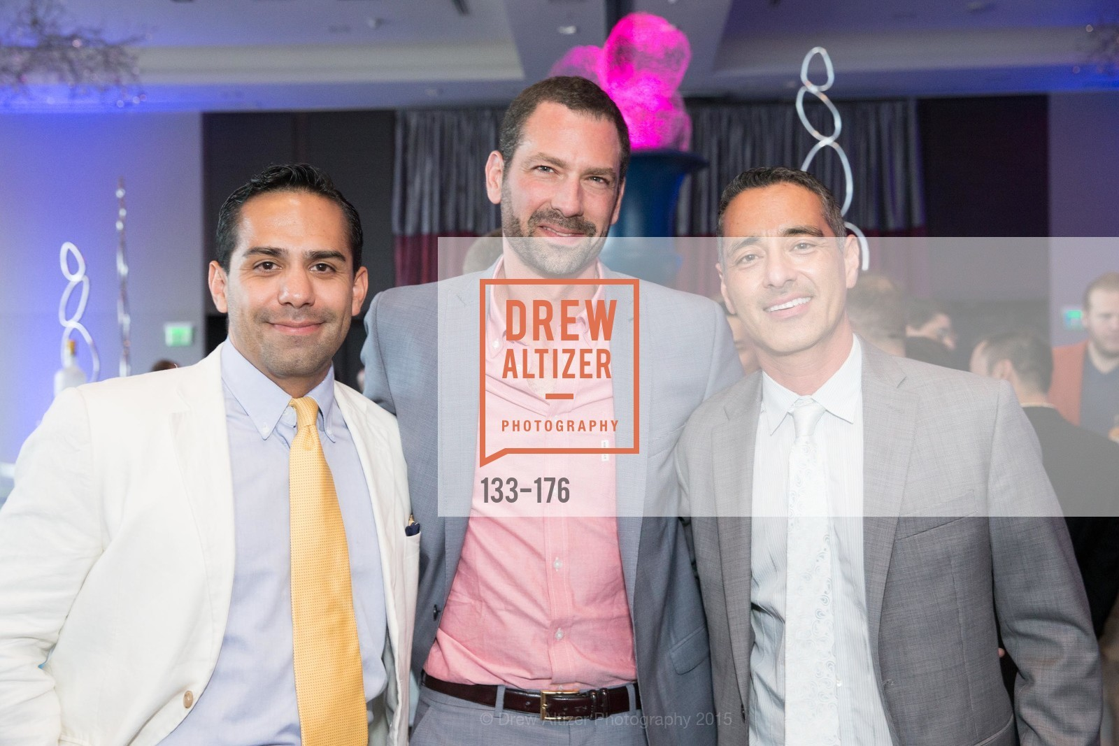 Matias Acosta, Brian Pearlman, Jonathan Patrizio, VIP Pride Celebration 2015, St. Regis, June 18th, 2015,Drew Altizer, Drew Altizer Photography, full-service agency, private events, San Francisco photographer, photographer california