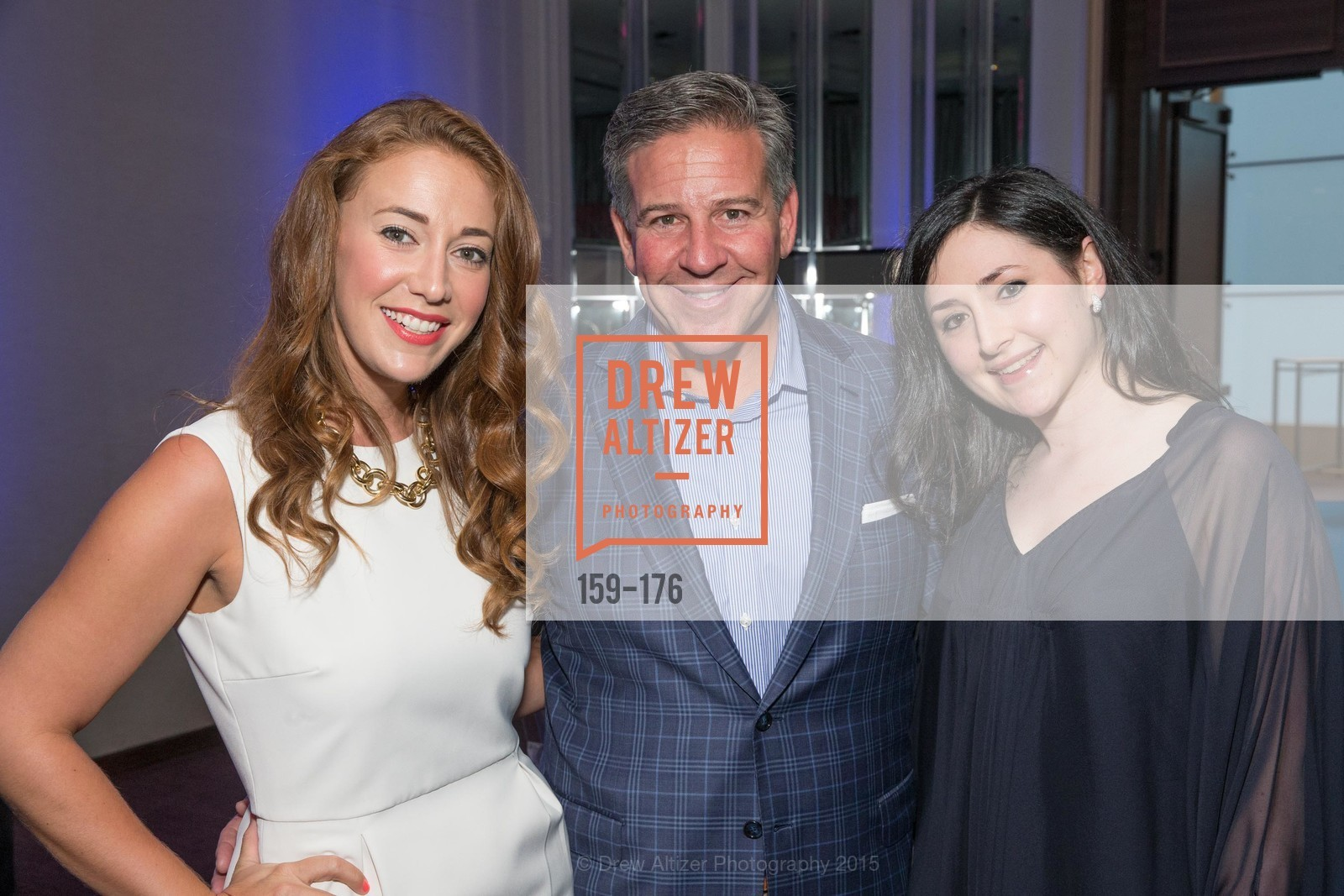 Schuyler Hudak, Gregg Lynn, Gabriella Schwartz, VIP Pride Celebration 2015, St. Regis, June 18th, 2015,Drew Altizer, Drew Altizer Photography, full-service agency, private events, San Francisco photographer, photographer california
