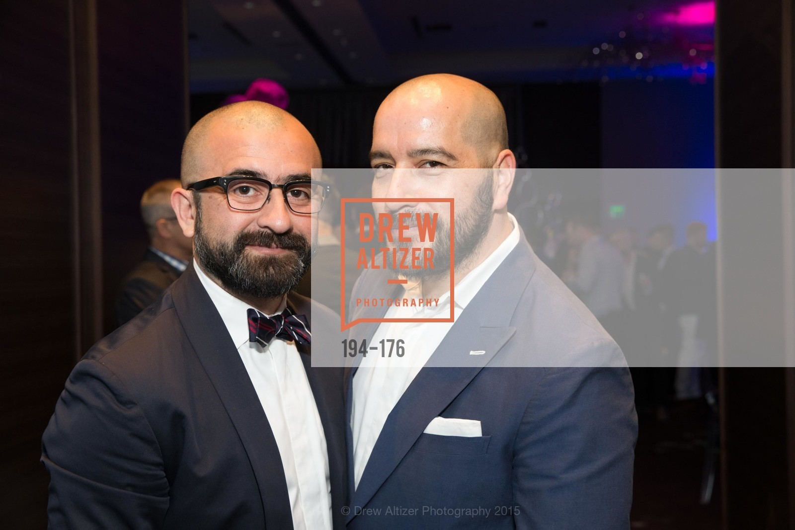 Miguel Lopez, Daniel Yanez, VIP Pride Celebration 2015, St. Regis, June 18th, 2015,Drew Altizer, Drew Altizer Photography, full-service agency, private events, San Francisco photographer, photographer california