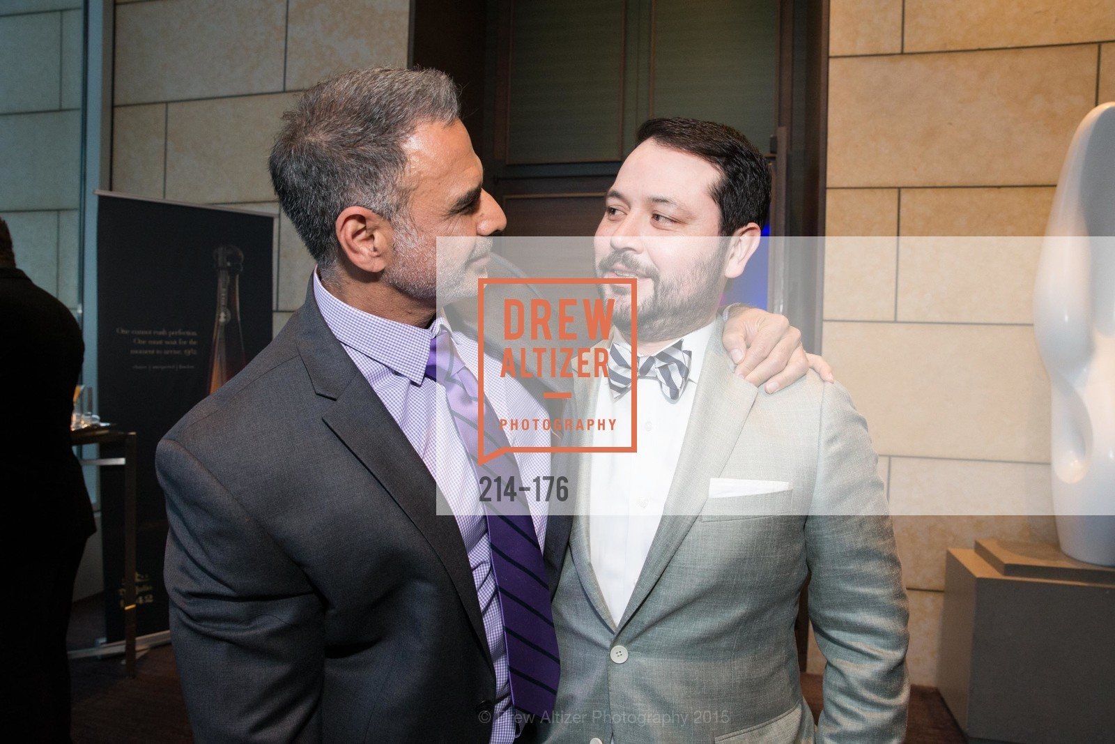 Patrick Makuakane, Brandon Hernandez, VIP Pride Celebration 2015, St. Regis, June 18th, 2015,Drew Altizer, Drew Altizer Photography, full-service agency, private events, San Francisco photographer, photographer california