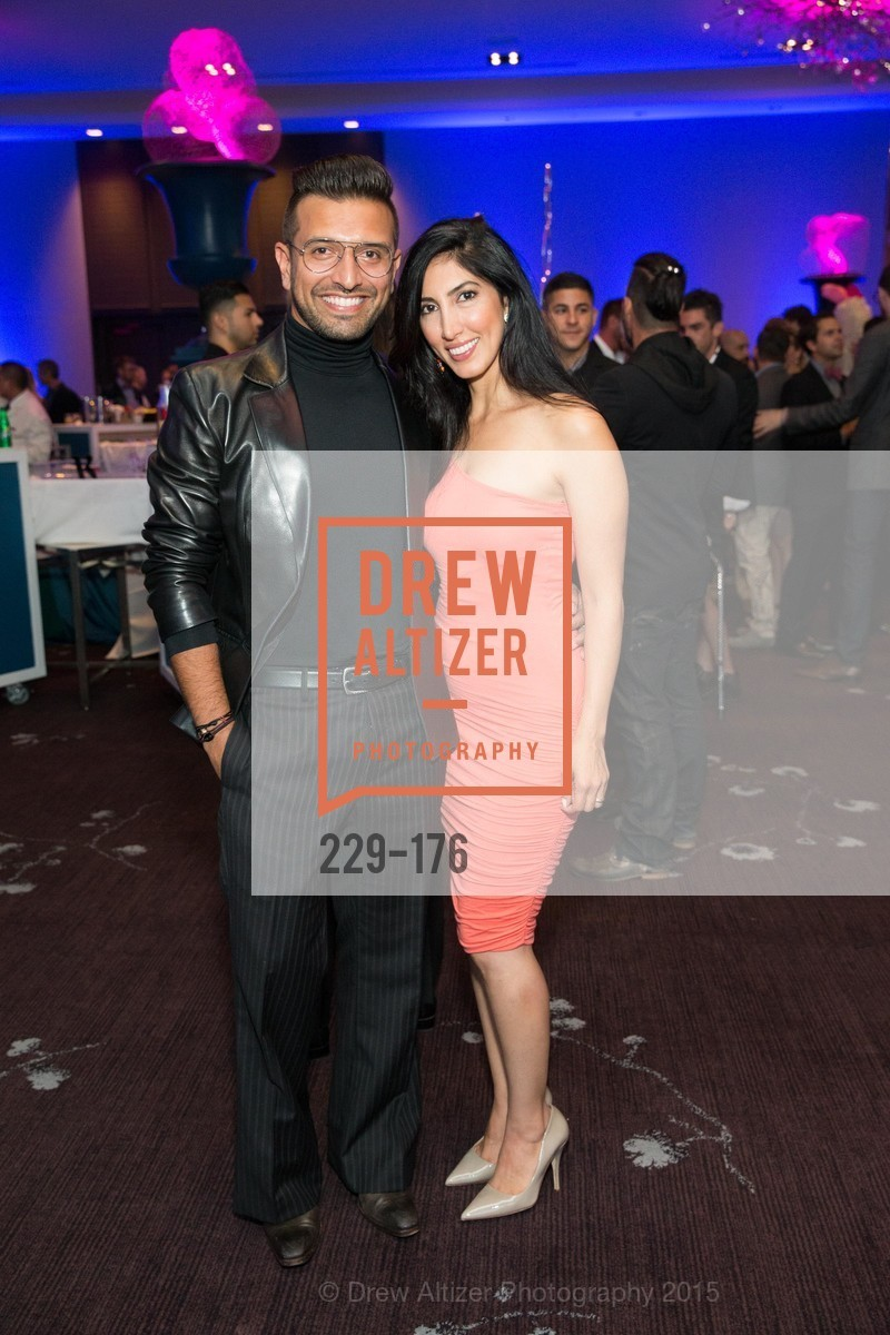 David Mohammadi, Shadi Vaziri, VIP Pride Celebration 2015, St. Regis, June 18th, 2015,Drew Altizer, Drew Altizer Photography, full-service agency, private events, San Francisco photographer, photographer california