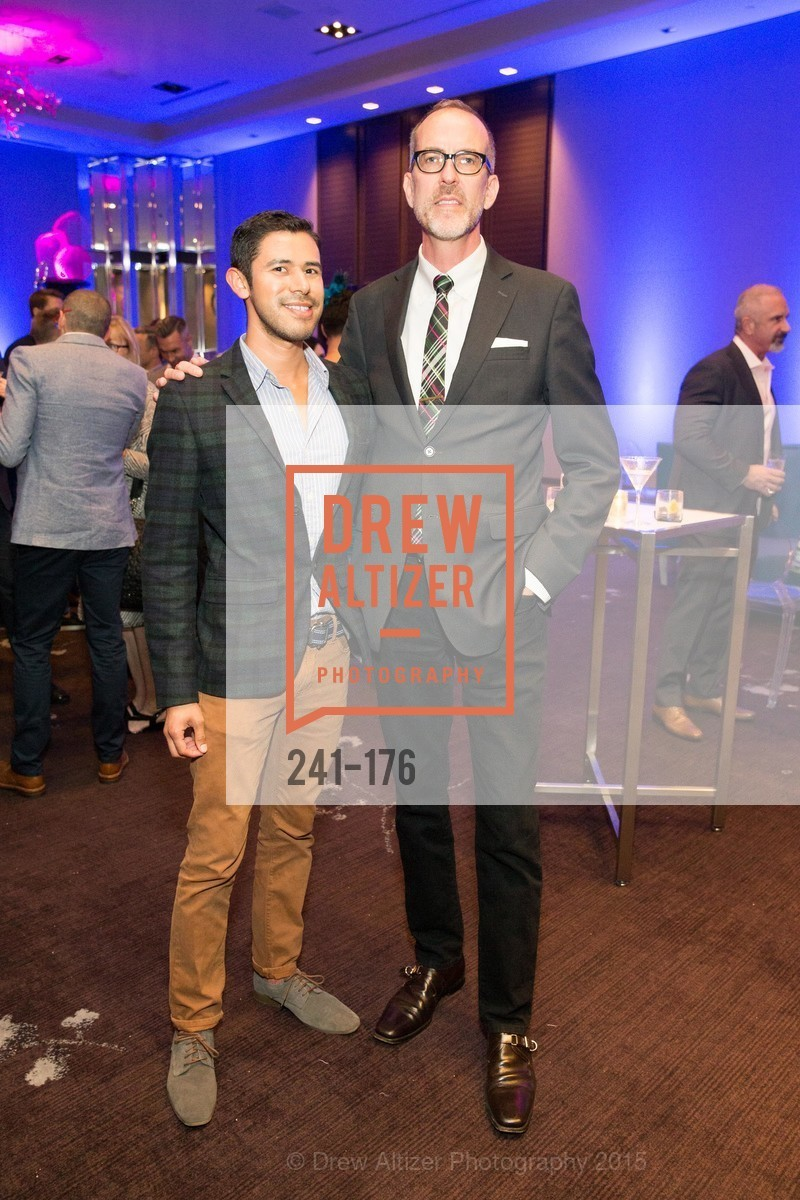 Robert Garcia, Peter Gravener, VIP Pride Celebration 2015, St. Regis, June 18th, 2015,Drew Altizer, Drew Altizer Photography, full-service event agency, private events, San Francisco photographer, photographer California