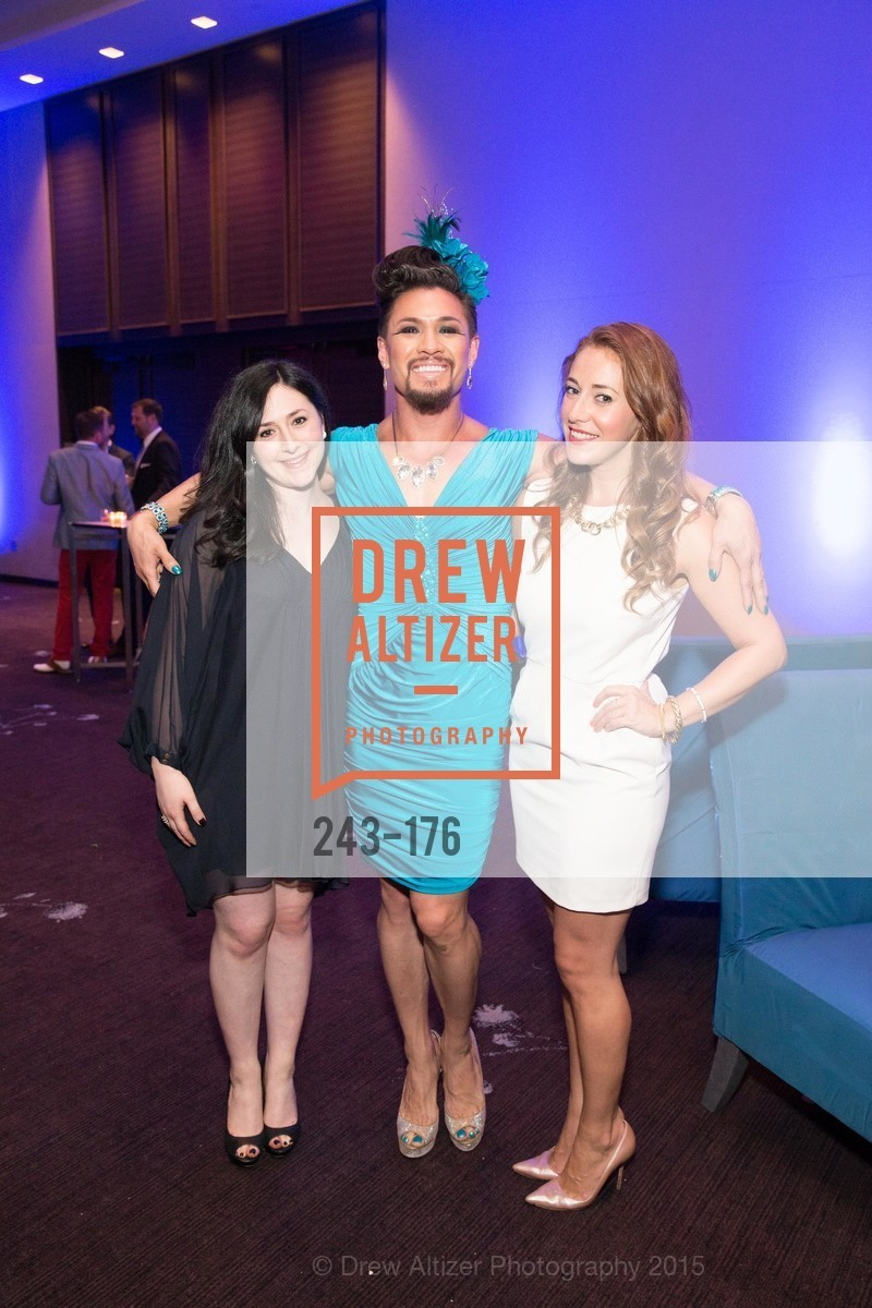 Gabriella Schwartz, Kenshi Westover, Schuyler Hudak, VIP Pride Celebration 2015, St. Regis, June 18th, 2015,Drew Altizer, Drew Altizer Photography, full-service agency, private events, San Francisco photographer, photographer california