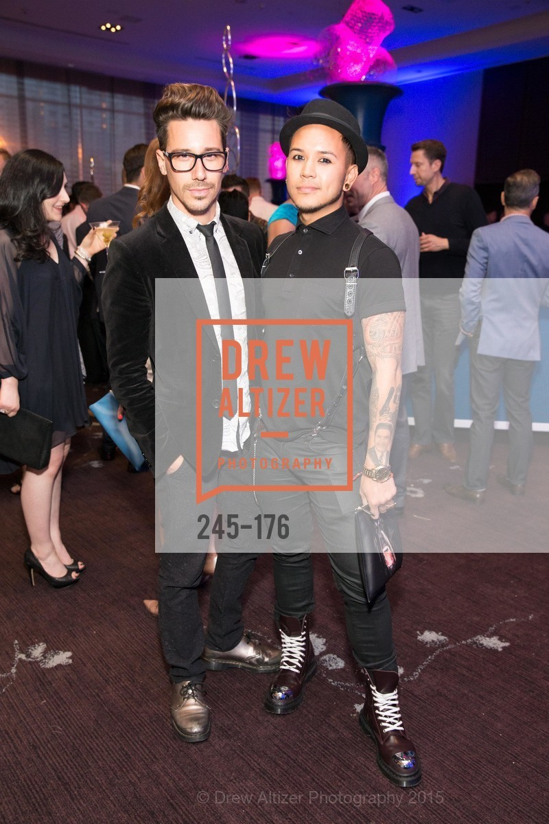 Samuel Richter, Scotty Young, VIP Pride Celebration 2015, St. Regis, June 18th, 2015,Drew Altizer, Drew Altizer Photography, full-service agency, private events, San Francisco photographer, photographer california