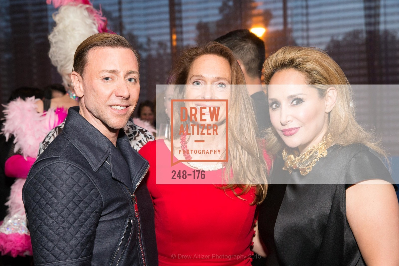 Mark Rhoades, Elisabeth Thieriot, Brenda Zarate, VIP Pride Celebration 2015, St. Regis, June 18th, 2015,Drew Altizer, Drew Altizer Photography, full-service agency, private events, San Francisco photographer, photographer california