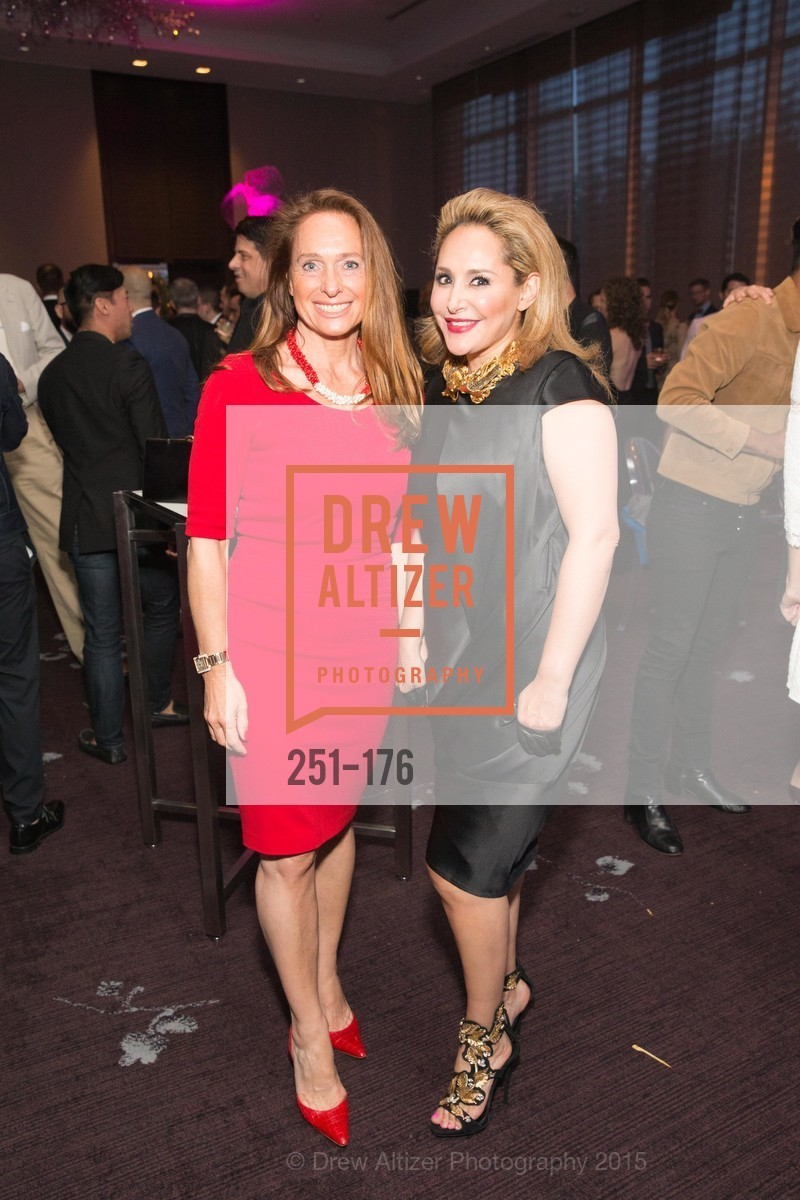 Elisabeth Thieriot, Brenda Zarate, VIP Pride Celebration 2015, St. Regis, June 18th, 2015,Drew Altizer, Drew Altizer Photography, full-service agency, private events, San Francisco photographer, photographer california