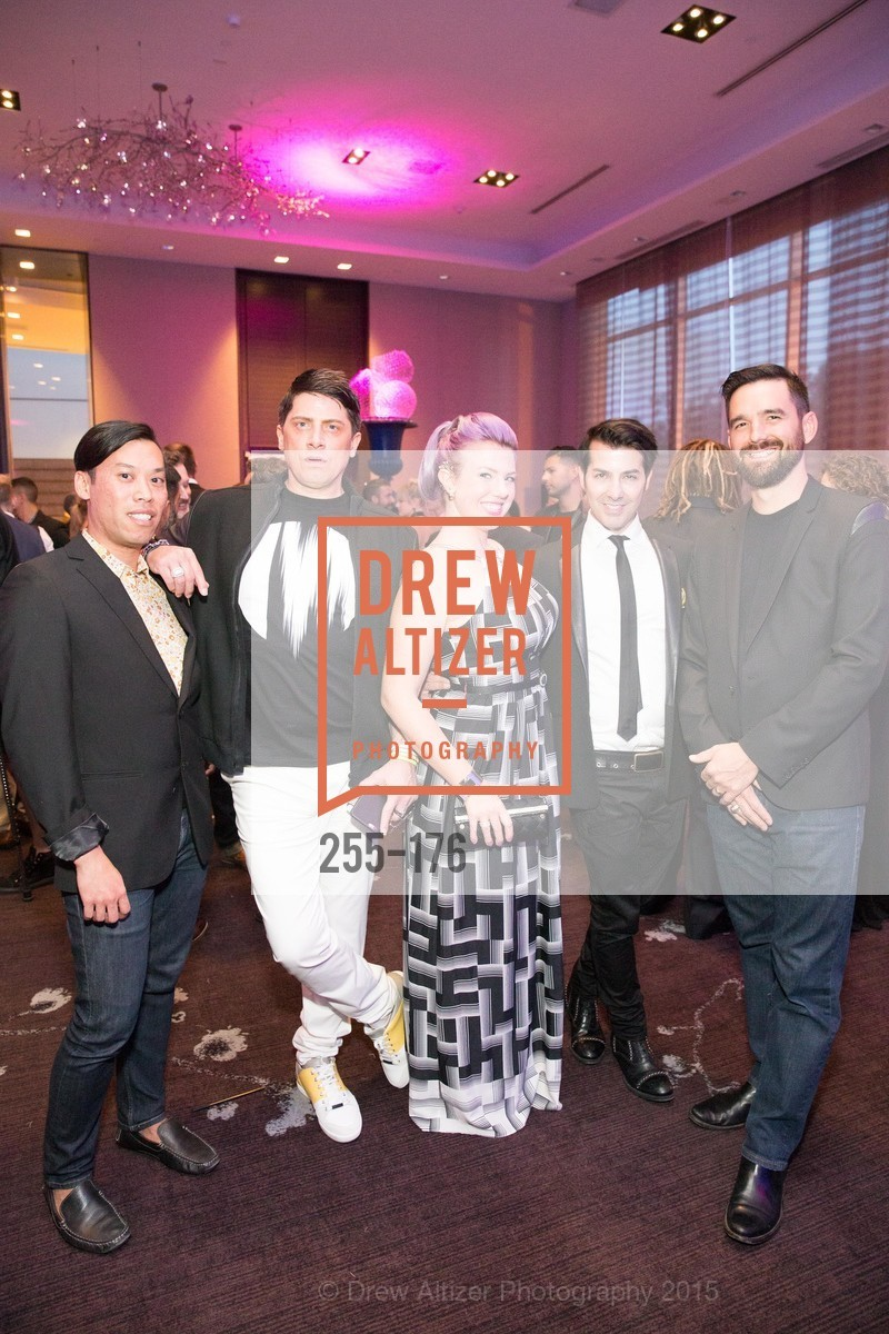 Alvin Ma, Aubrey Brewster, Pernella Sommerville, Bacca Da Silva, Ben Julian, VIP Pride Celebration 2015, St. Regis, June 18th, 2015,Drew Altizer, Drew Altizer Photography, full-service agency, private events, San Francisco photographer, photographer california