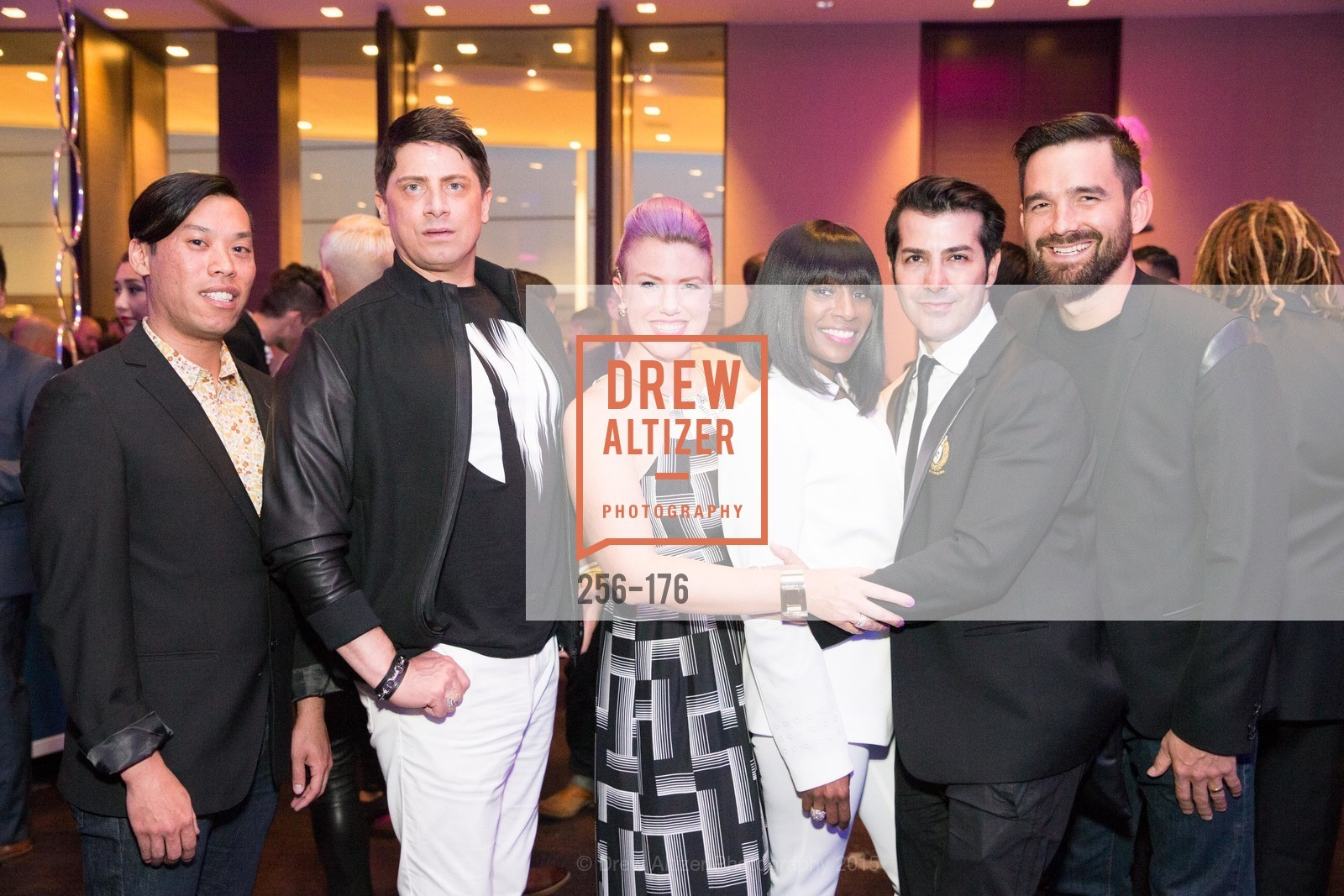 Alvin Ma, Aubrey Brewster, Pernella Sommerville, Bacca Da Silva, Ben Julian, VIP Pride Celebration 2015, St. Regis, June 18th, 2015,Drew Altizer, Drew Altizer Photography, full-service event agency, private events, San Francisco photographer, photographer California