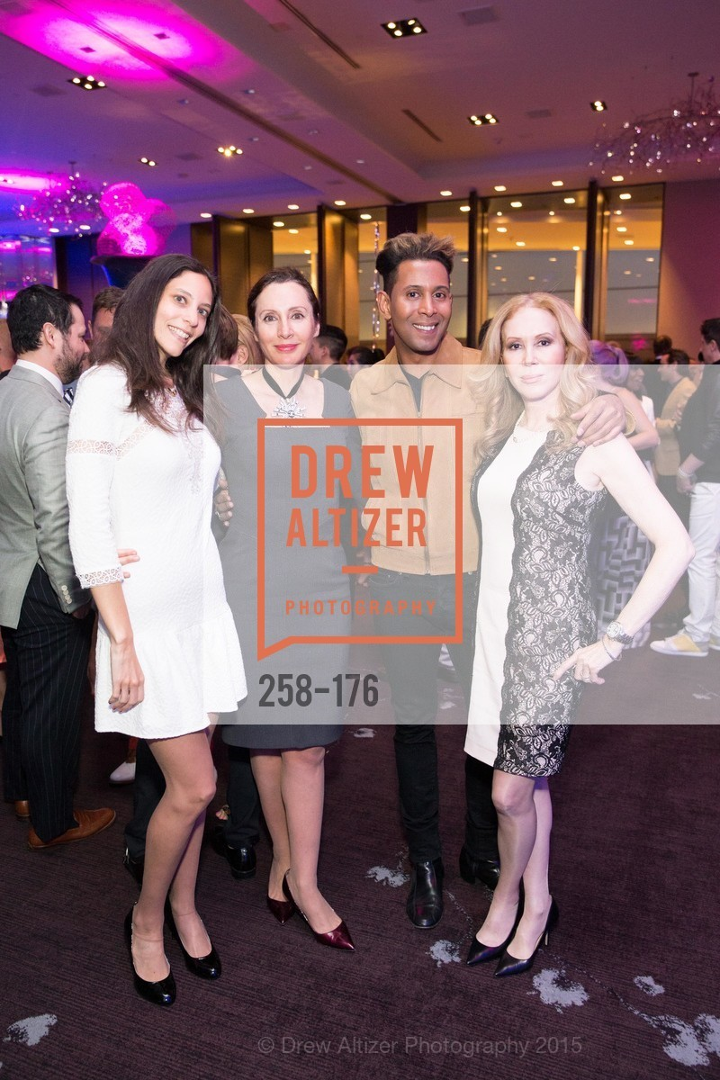 Rachel Wolfson, Clara Shayevich, Emillio Mesa, Sophie Azouaou, VIP Pride Celebration 2015, St. Regis, June 18th, 2015,Drew Altizer, Drew Altizer Photography, full-service agency, private events, San Francisco photographer, photographer california
