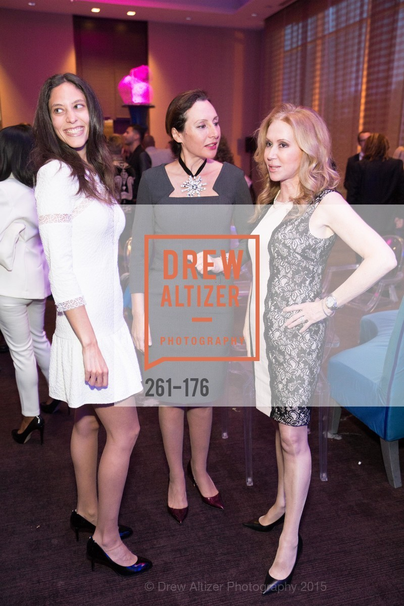 Rachel Wolfson, Clara Shayevich, Sophie Azouaou, VIP Pride Celebration 2015, St. Regis, June 18th, 2015,Drew Altizer, Drew Altizer Photography, full-service agency, private events, San Francisco photographer, photographer california