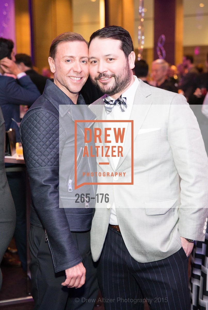 Mark Rhoades, Brandon Hernandez, VIP Pride Celebration 2015, St. Regis, June 18th, 2015,Drew Altizer, Drew Altizer Photography, full-service agency, private events, San Francisco photographer, photographer california