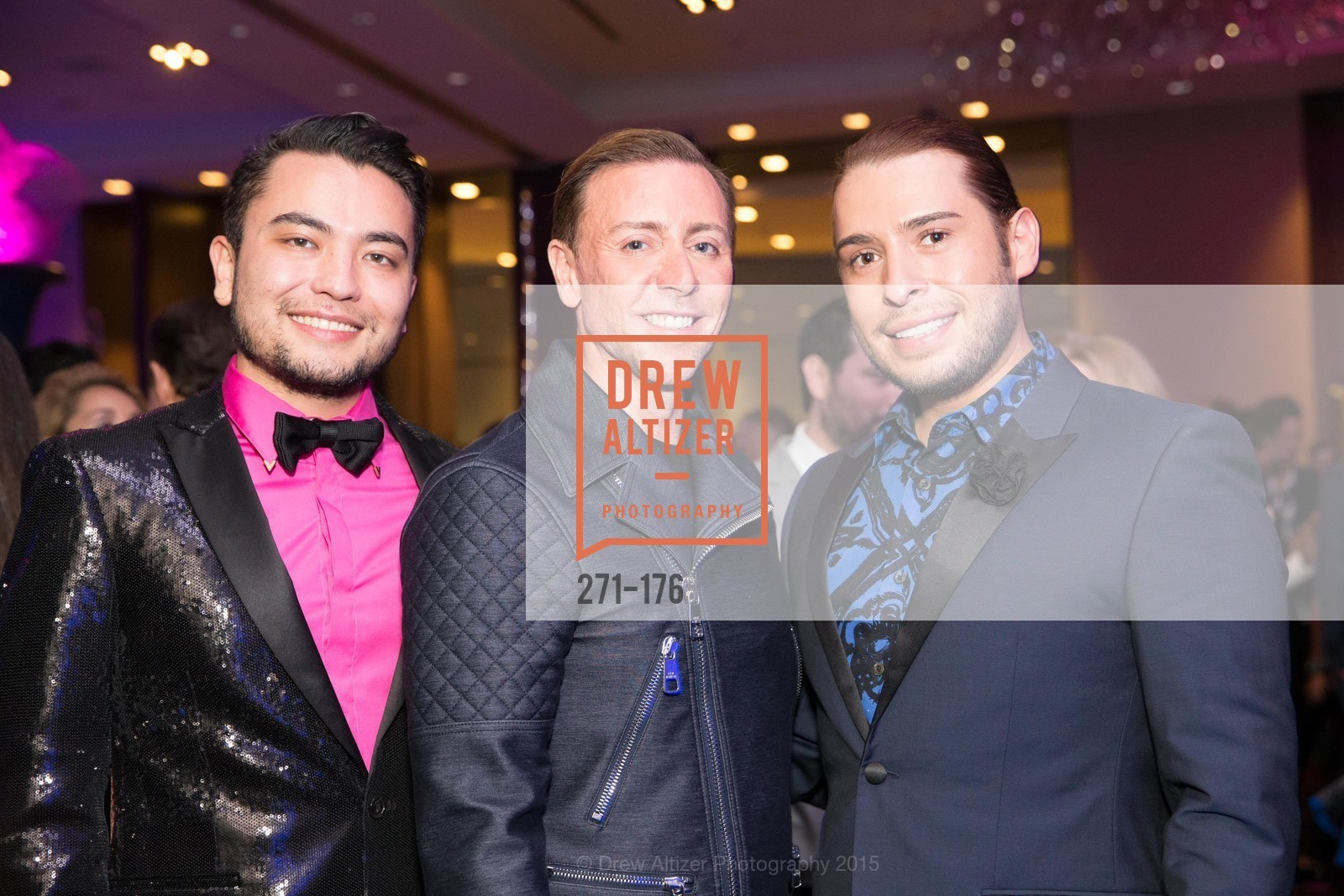 Grant Sumida, Mark Rhoades, Hector Vargas, VIP Pride Celebration 2015, St. Regis, June 18th, 2015,Drew Altizer, Drew Altizer Photography, full-service agency, private events, San Francisco photographer, photographer california