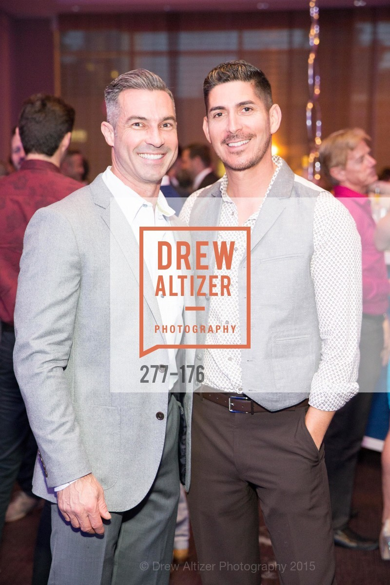 Jerome Molles, Ernesto Peralta, VIP Pride Celebration 2015, St. Regis, June 18th, 2015,Drew Altizer, Drew Altizer Photography, full-service agency, private events, San Francisco photographer, photographer california