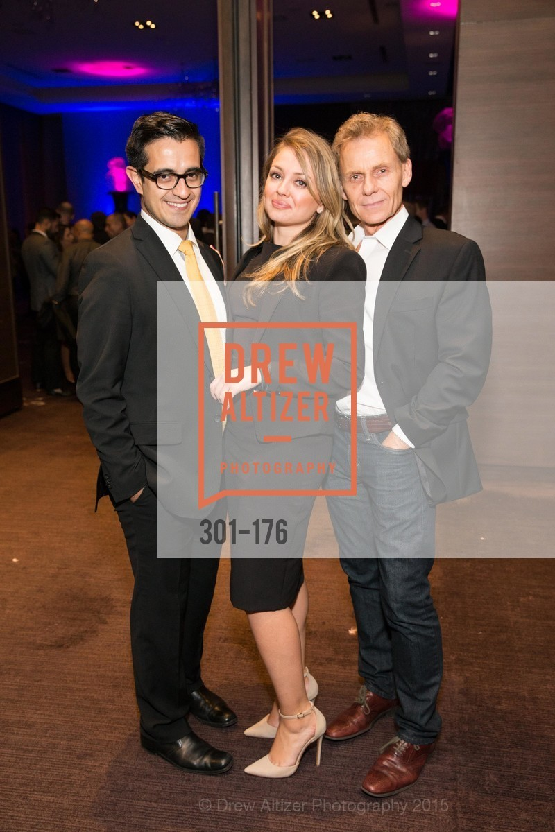 Jorge Colunga, Ana Beley, Joe Seiler, VIP Pride Celebration 2015, St. Regis, June 18th, 2015,Drew Altizer, Drew Altizer Photography, full-service agency, private events, San Francisco photographer, photographer california
