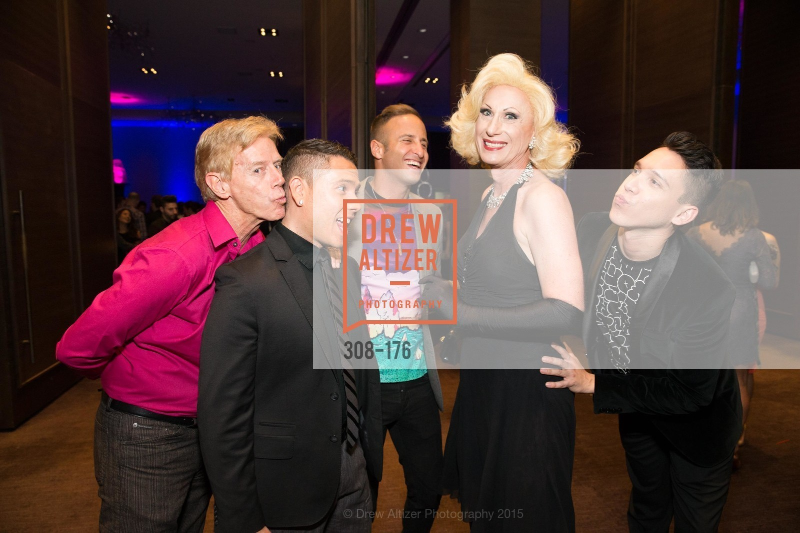 Ken Henderson, Ari Kalsayan, Donna Sachet, Nicholas Gonzalez, VIP Pride Celebration 2015, St. Regis, June 18th, 2015,Drew Altizer, Drew Altizer Photography, full-service agency, private events, San Francisco photographer, photographer california