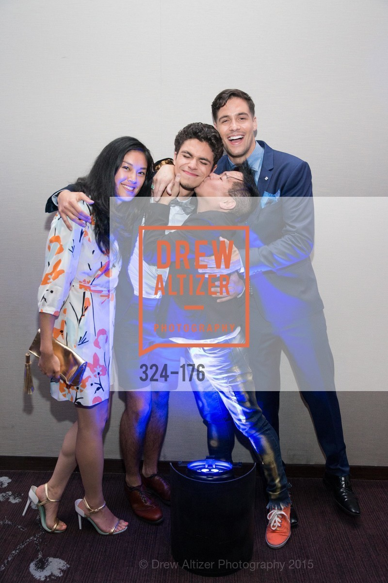Diana Guo, Brian Brigantti, Baby Chic, Blake Mason, VIP Pride Celebration 2015, St. Regis, June 18th, 2015,Drew Altizer, Drew Altizer Photography, full-service agency, private events, San Francisco photographer, photographer california