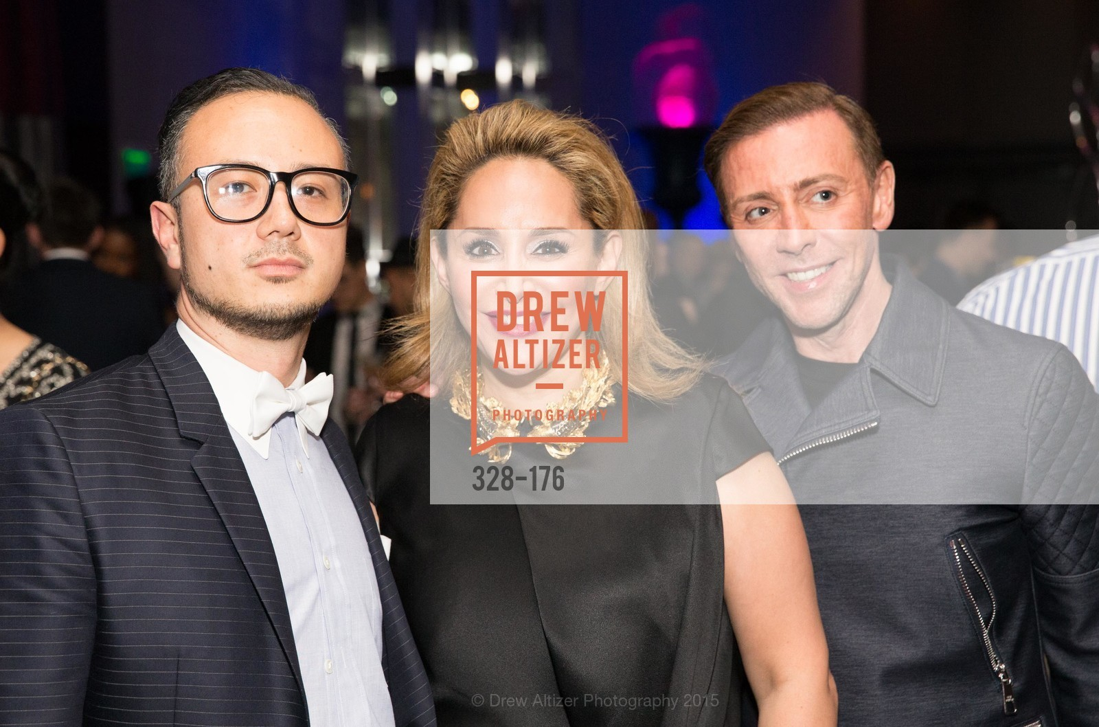 Anthony Koenig, Brenda Zarate, Mark Rhoades, VIP Pride Celebration 2015, St. Regis, June 18th, 2015,Drew Altizer, Drew Altizer Photography, full-service agency, private events, San Francisco photographer, photographer california