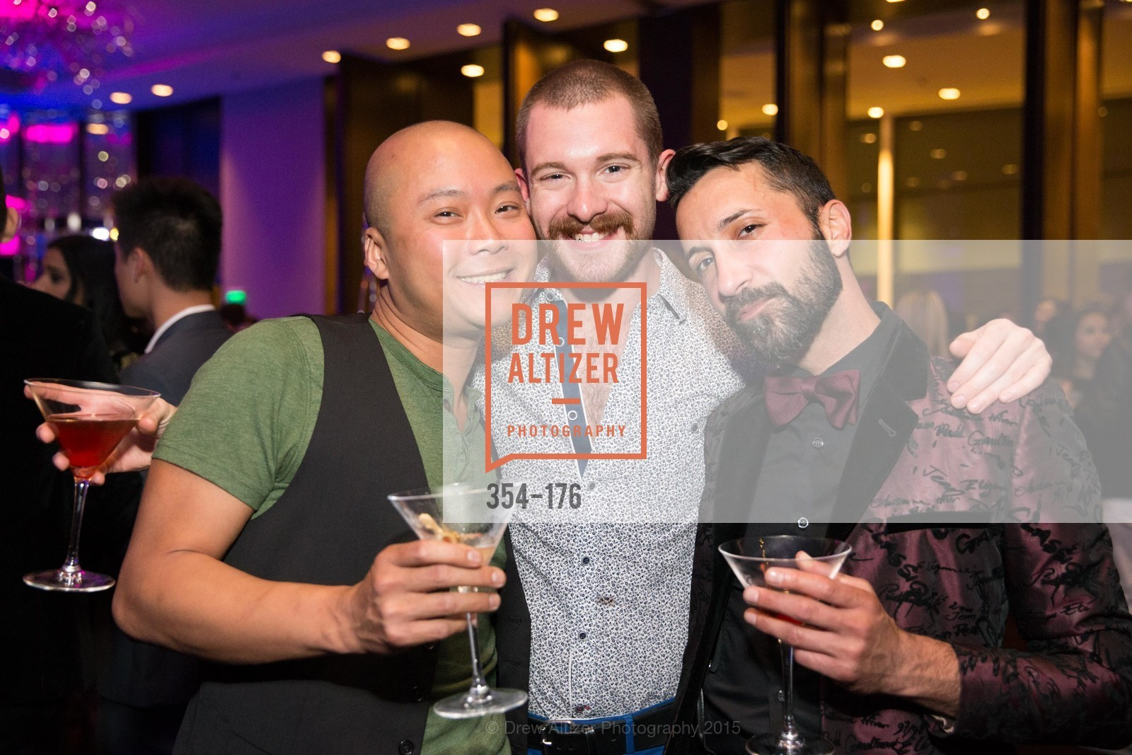 Stephen Chan, Rashid Ulla, VIP Pride Celebration 2015, St. Regis, June 18th, 2015,Drew Altizer, Drew Altizer Photography, full-service agency, private events, San Francisco photographer, photographer california