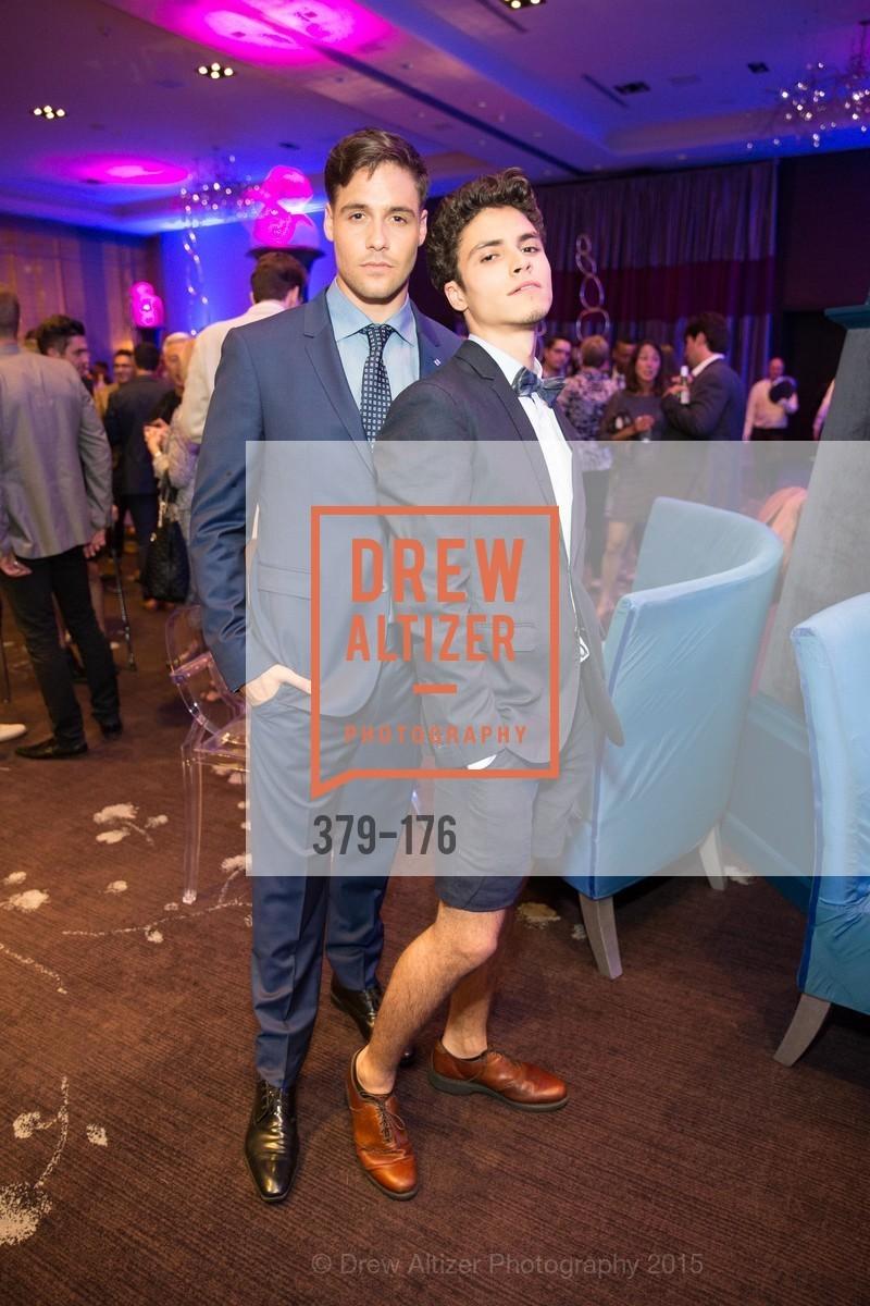 Blake Mason, Brian Brigantti, VIP Pride Celebration 2015, St. Regis, June 18th, 2015,Drew Altizer, Drew Altizer Photography, full-service agency, private events, San Francisco photographer, photographer california