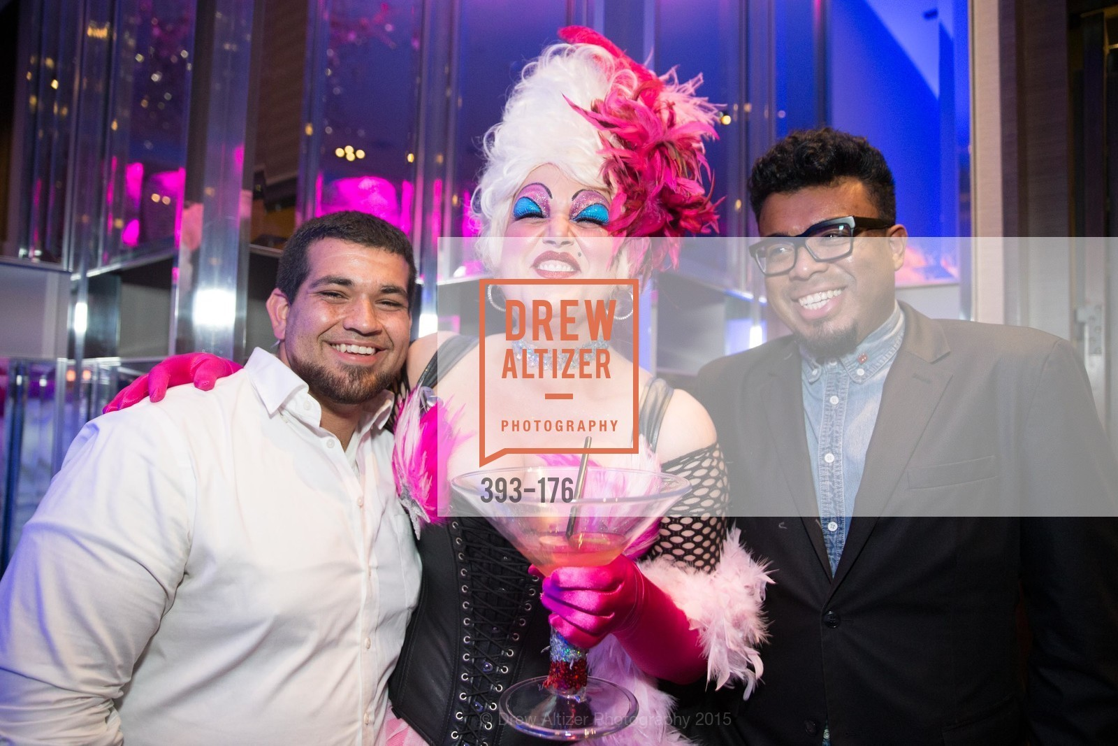 Eddie Jimenez, Anita Cocktail, Matthew Robinson, VIP Pride Celebration 2015, St. Regis, June 18th, 2015,Drew Altizer, Drew Altizer Photography, full-service agency, private events, San Francisco photographer, photographer california