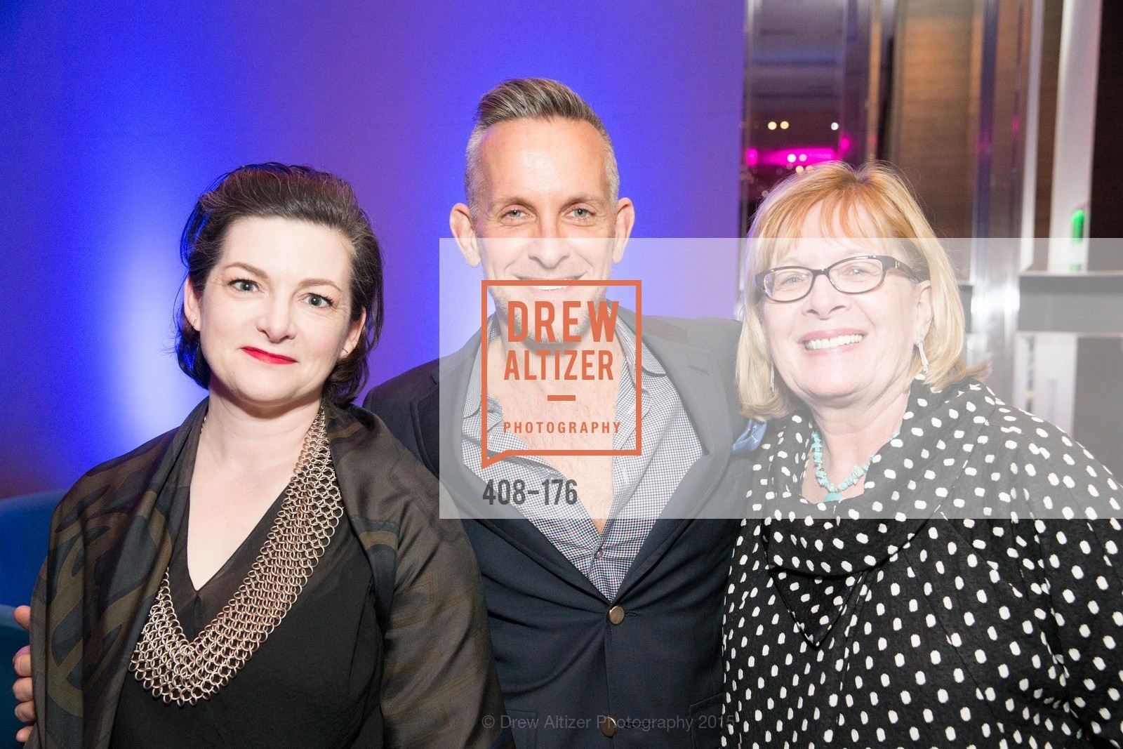 Alisa Carroll, Jay Jeffers, Becky Bauer, VIP Pride Celebration 2015, St. Regis, June 18th, 2015,Drew Altizer, Drew Altizer Photography, full-service event agency, private events, San Francisco photographer, photographer California
