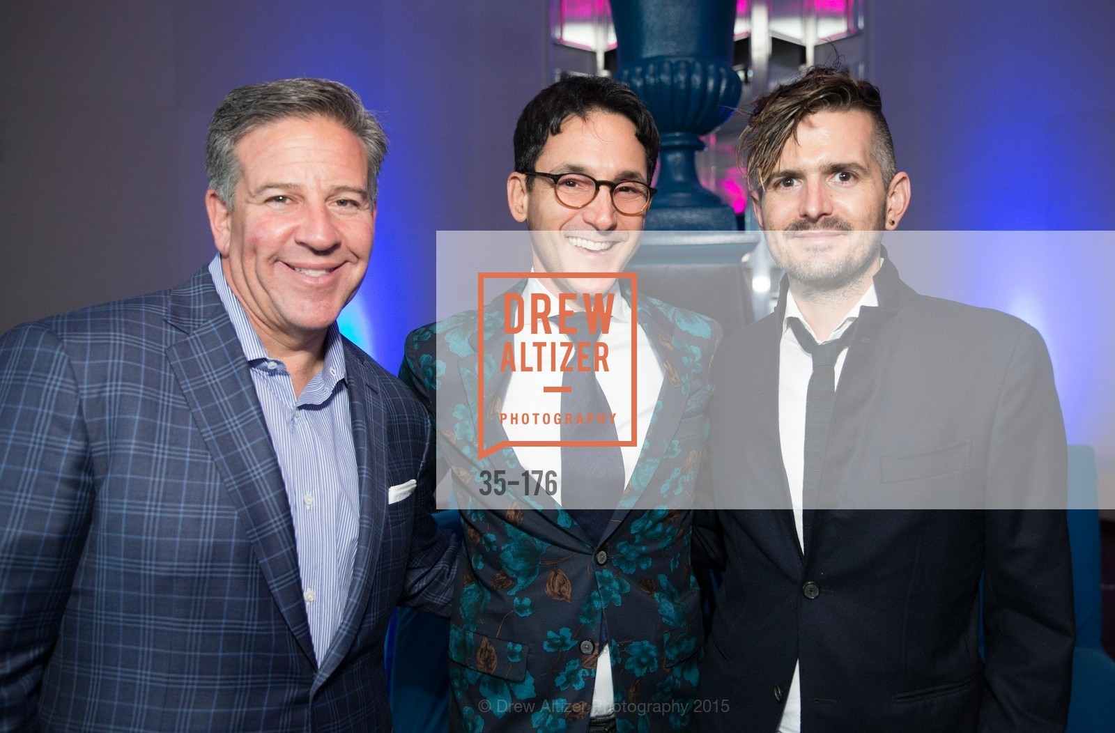Gregg Lynn, James Krohn, Jess Kelley, VIP Pride Celebration 2015, St. Regis, June 18th, 2015,Drew Altizer, Drew Altizer Photography, full-service agency, private events, San Francisco photographer, photographer california