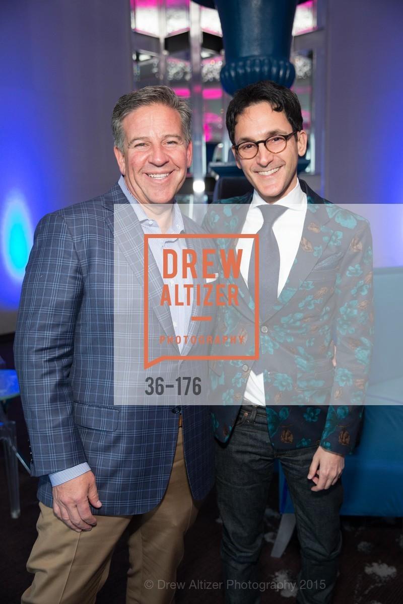 Gregg Lynn, James Krohn, VIP Pride Celebration 2015, St. Regis, June 18th, 2015