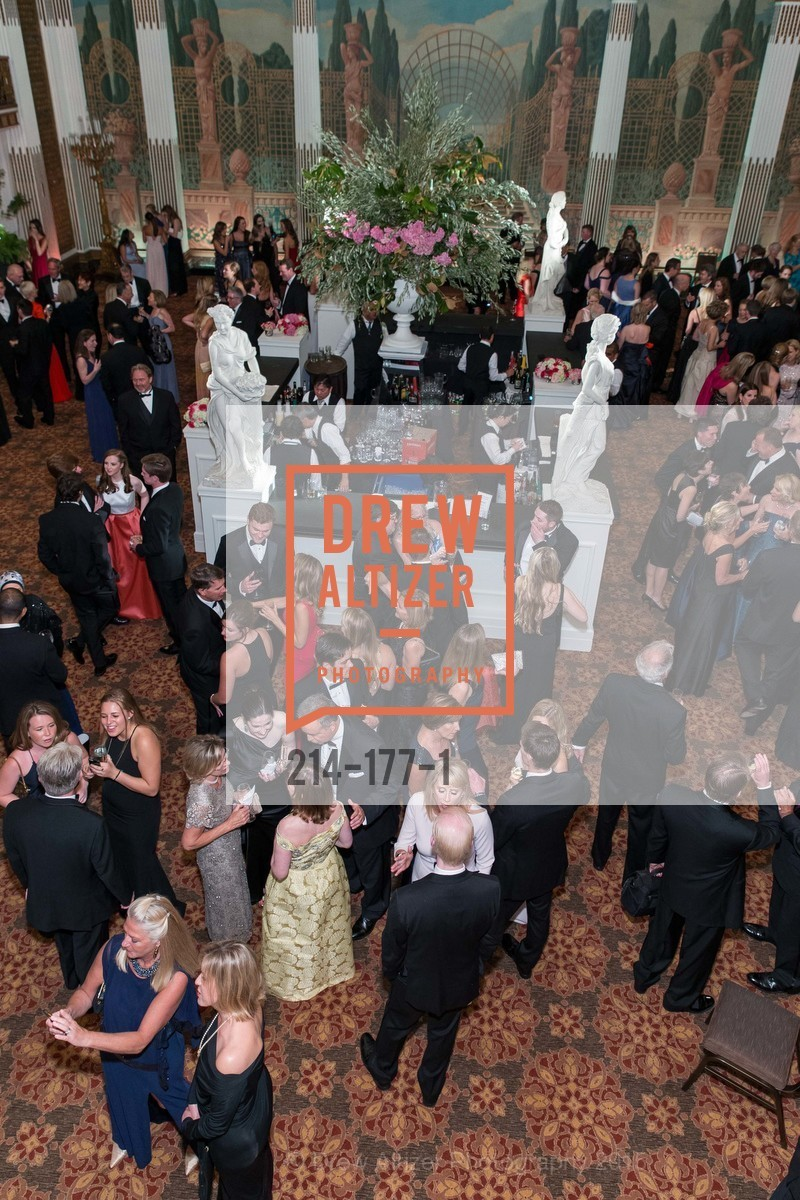 Atmosphere, The 2015 San Francisco Debutante Ball, The Westin St. Francis San Francisco Union Square. 335 Powell St, June 20th, 2015,Drew Altizer, Drew Altizer Photography, full-service event agency, private events, San Francisco photographer, photographer California