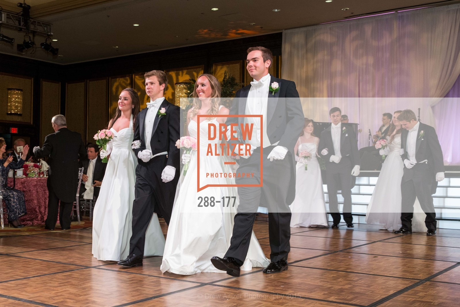 Hailey Cusack, TJ Polite, Katarina Churich, Peter James Campana, The 2015 San Francisco Debutante Ball, The Westin St. Francis San Francisco Union Square. 335 Powell St, June 20th, 2015,Drew Altizer, Drew Altizer Photography, full-service agency, private events, San Francisco photographer, photographer california