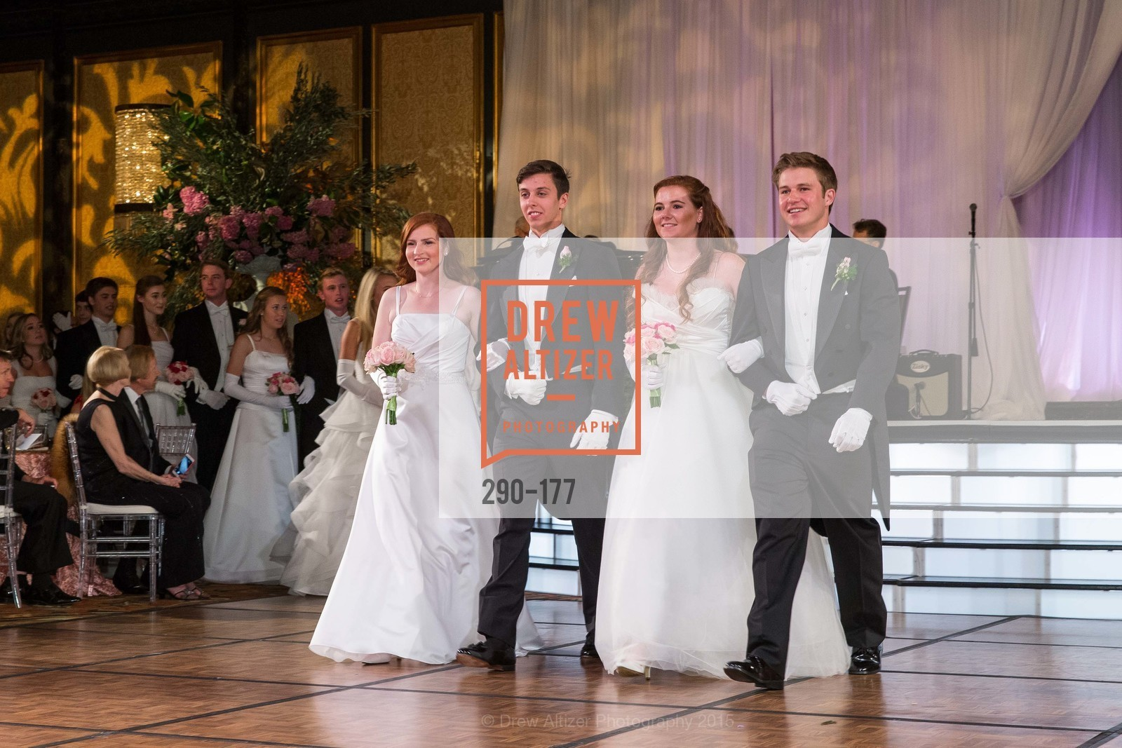 Curry Fisher, William Behnke Jr., Kendall Finnegan, Angelo Matteo Sangiacomo, The 2015 San Francisco Debutante Ball, The Westin St. Francis San Francisco Union Square. 335 Powell St, June 20th, 2015,Drew Altizer, Drew Altizer Photography, full-service agency, private events, San Francisco photographer, photographer california