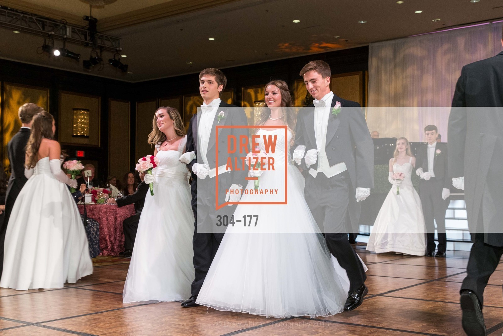 Lily Ostler, Samuel Jameson Avery, Jack Andrew Kariotis, The 2015 San Francisco Debutante Ball, The Westin St. Francis San Francisco Union Square. 335 Powell St, June 20th, 2015