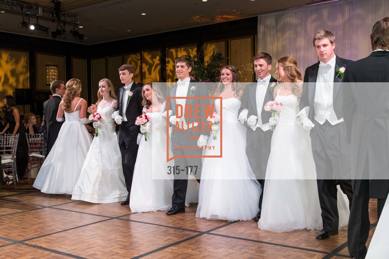 Brooke Raabe, Alexander James Douglas, Lily Ostler, Samuel Jameson Avery, Rachael Jayne Maier, Jack Andrew Kariotis, Paloma Elizabeth Palmer, John Bernanrd Travers, The 2015 San Francisco Debutante Ball, The Westin St. Francis San Francisco Union Square. 335 Powell St, June 20th, 2015,Drew Altizer, Drew Altizer Photography, full-service agency, private events, San Francisco photographer, photographer california