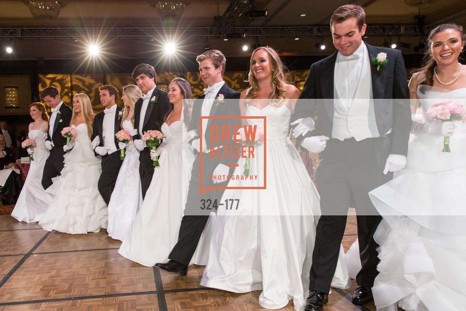 Curry Sullivan Fisher, William Behnke Jr., Mary Grinnell, Michael Grinnell II, Julia Marley Chenette, Michael Jeffrey King, Hailey Elizabeth Cusack, TJ Polite, Katarina Lina Churich, Peter James Campana, Jennifer Hannah Baylis, The 2015 San Francisco Debutante Ball, The Westin St. Francis San Francisco Union Square. 335 Powell St, June 20th, 2015,Drew Altizer, Drew Altizer Photography, full-service agency, private events, San Francisco photographer, photographer california