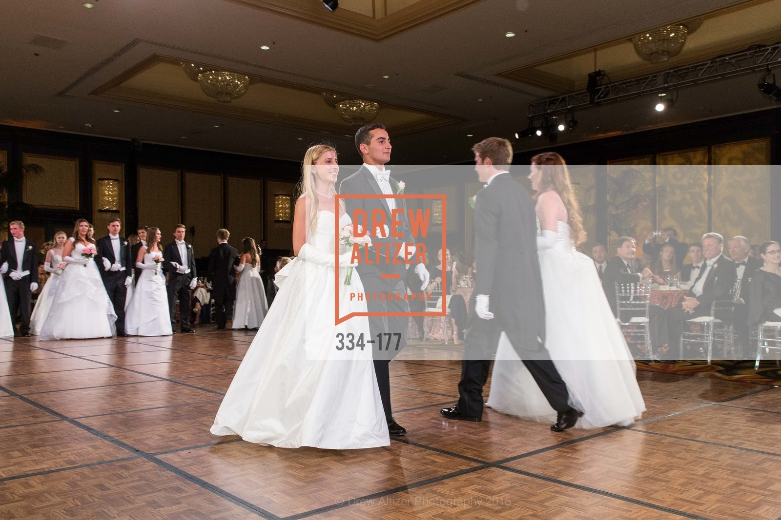 Jennifer Suzanne Reynolds, Maxwell Tyucker Brenner, The 2015 San Francisco Debutante Ball, The Westin St. Francis San Francisco Union Square. 335 Powell St, June 20th, 2015,Drew Altizer, Drew Altizer Photography, full-service agency, private events, San Francisco photographer, photographer california