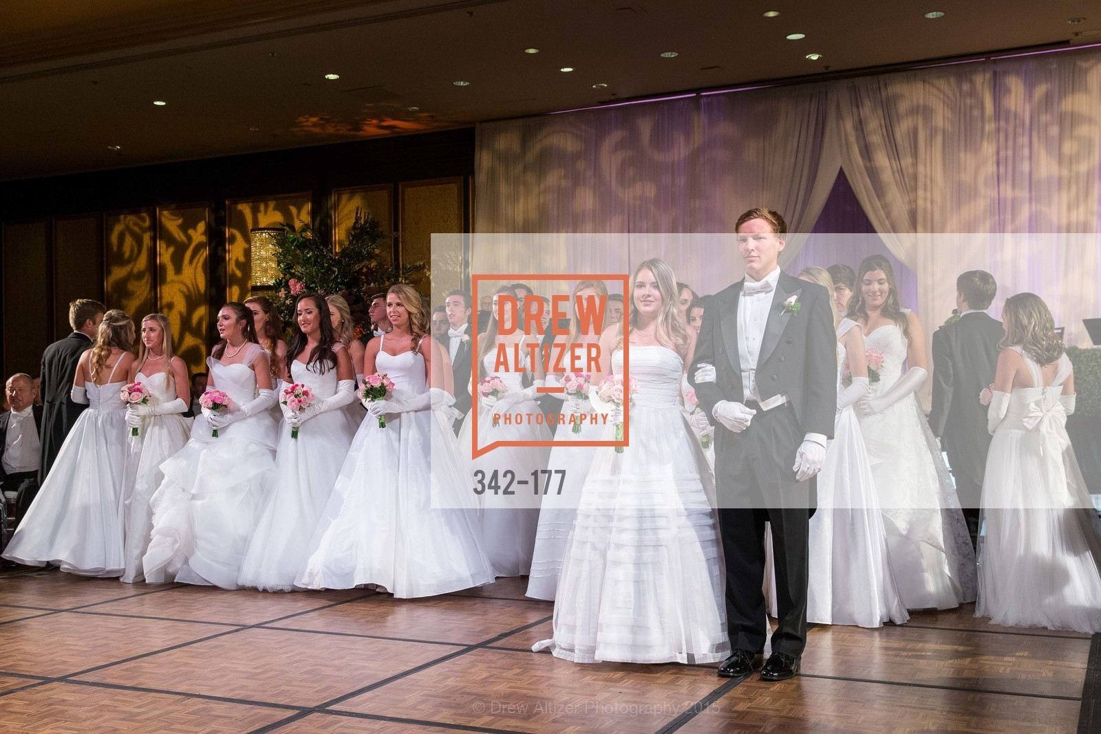 Jennifer Suzanne Reynolds, Jennifer Hannah Baylis, Solange Celeste Soward, Madeleine Elizabeth Lamm, Camille Anne Rich, Katherine Hamilton Harris, Luke Rosser Edwards, Diana Laura Silvestri, Lindsey Marie Weber, The 2015 San Francisco Debutante Ball, The Westin St. Francis San Francisco Union Square. 335 Powell St, June 20th, 2015,Drew Altizer, Drew Altizer Photography, full-service agency, private events, San Francisco photographer, photographer california