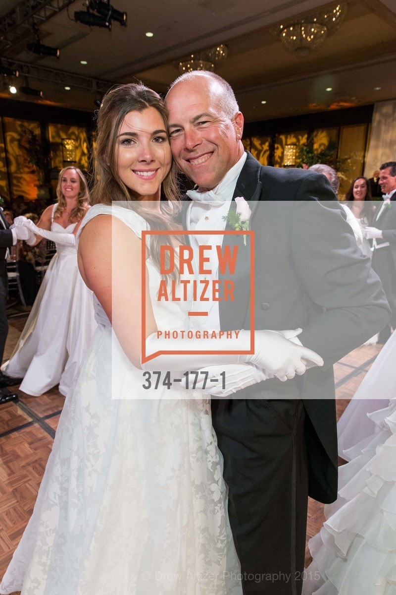 Diana Silvestri, Russell Reed Silvestri, The 2015 San Francisco Debutante Ball, The Westin St. Francis San Francisco Union Square. 335 Powell St, June 20th, 2015,Drew Altizer, Drew Altizer Photography, full-service agency, private events, San Francisco photographer, photographer california
