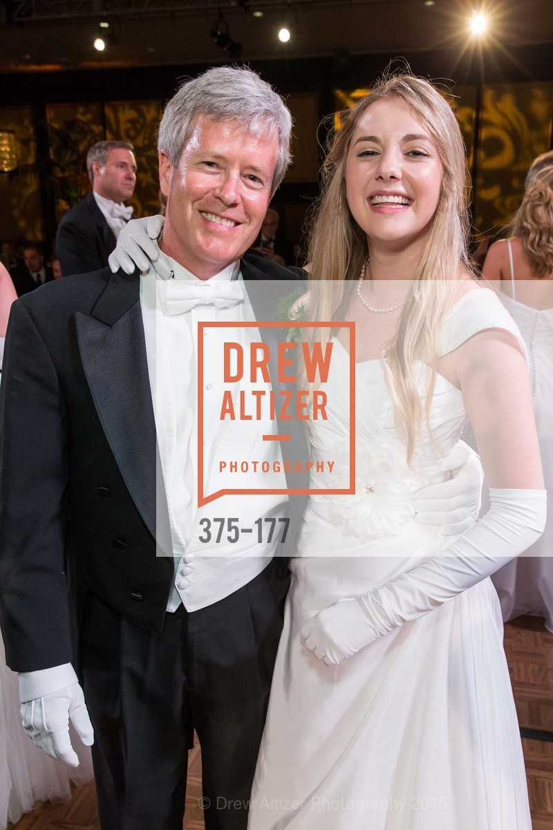 Philip E. Chenette, Julia Chenette, The 2015 San Francisco Debutante Ball, The Westin St. Francis San Francisco Union Square. 335 Powell St, June 20th, 2015,Drew Altizer, Drew Altizer Photography, full-service agency, private events, San Francisco photographer, photographer california