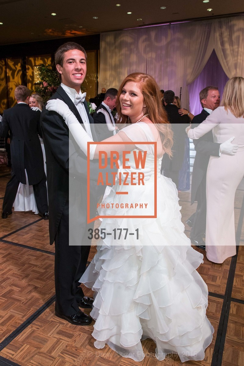 Daniel Conte, Allaire Houston Kruse, The 2015 San Francisco Debutante Ball, The Westin St. Francis San Francisco Union Square. 335 Powell St, June 20th, 2015,Drew Altizer, Drew Altizer Photography, full-service agency, private events, San Francisco photographer, photographer california