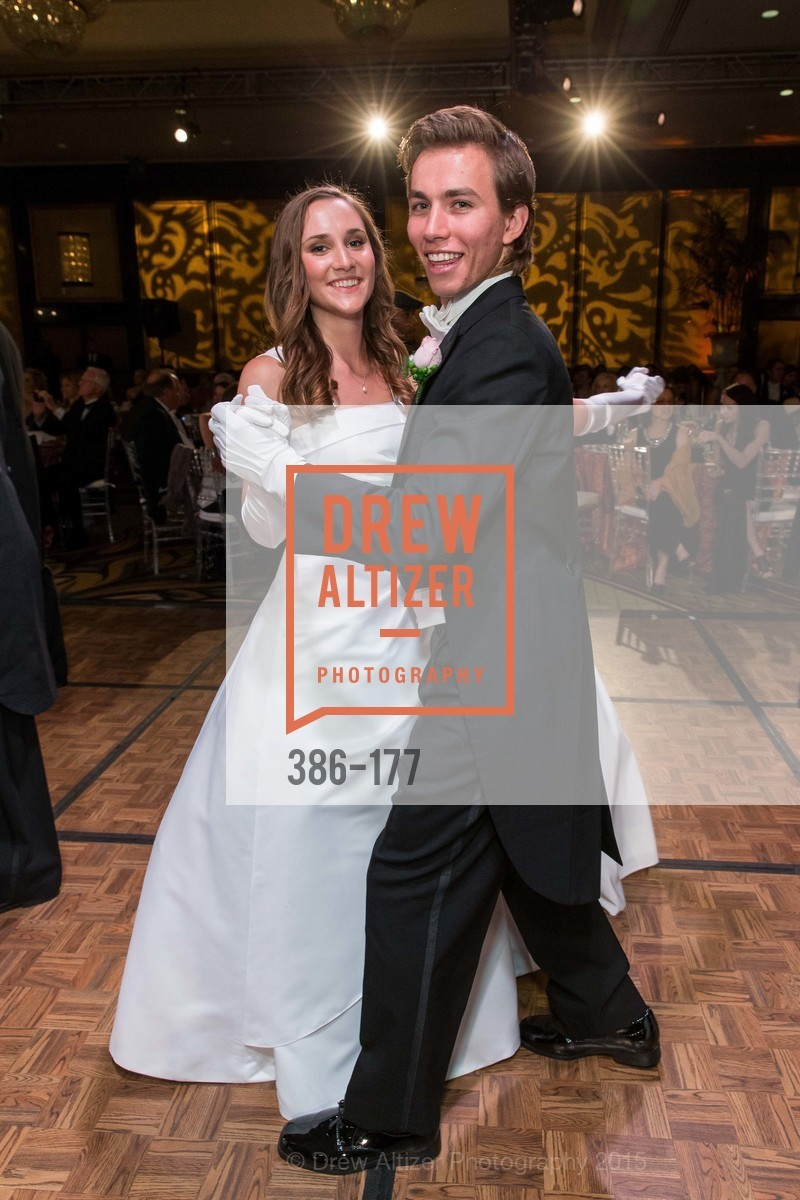 Solange Soward, Joseph Jennison Ladd, The 2015 San Francisco Debutante Ball, The Westin St. Francis San Francisco Union Square. 335 Powell St, June 20th, 2015,Drew Altizer, Drew Altizer Photography, full-service agency, private events, San Francisco photographer, photographer california