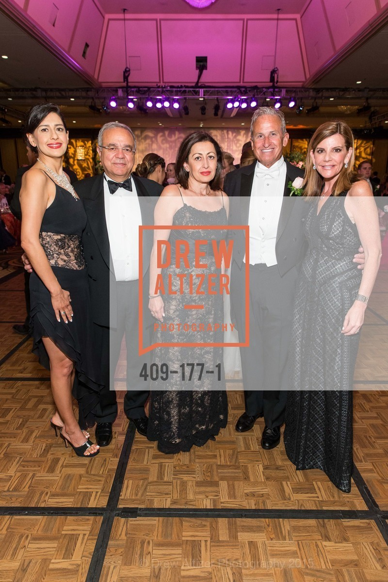 Sayareh Farsio, Ali Mozaffari, Setareh Farsion, ROger Reynolds, Debbie Reynolds, The 2015 San Francisco Debutante Ball, The Westin St. Francis San Francisco Union Square. 335 Powell St, June 20th, 2015,Drew Altizer, Drew Altizer Photography, full-service agency, private events, San Francisco photographer, photographer california