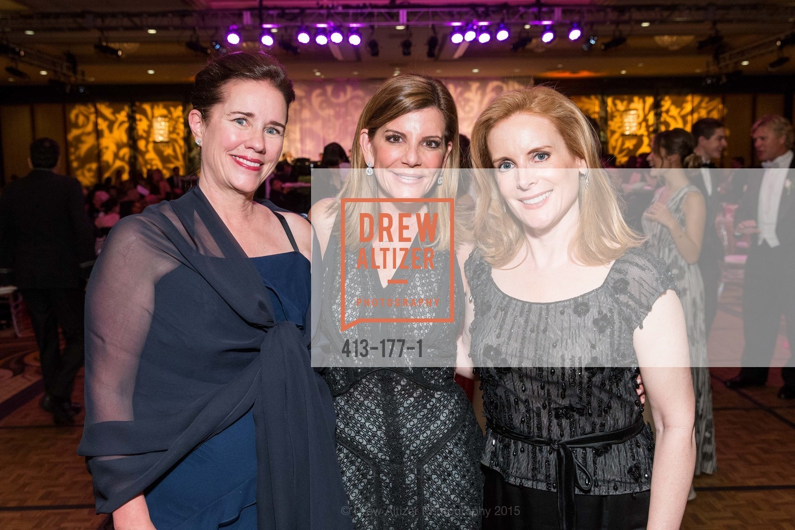 Stacey Case, Debbie Reynolds, Hilary Powers Steinberg, The 2015 San Francisco Debutante Ball, The Westin St. Francis San Francisco Union Square. 335 Powell St, June 20th, 2015,Drew Altizer, Drew Altizer Photography, full-service agency, private events, San Francisco photographer, photographer california