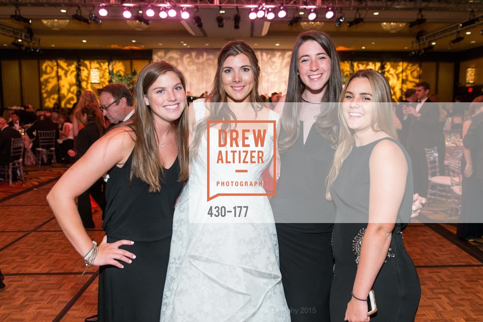Lita Larson, Diana Silvestri, Natalie Sears, The 2015 San Francisco Debutante Ball, The Westin St. Francis San Francisco Union Square. 335 Powell St, June 20th, 2015,Drew Altizer, Drew Altizer Photography, full-service agency, private events, San Francisco photographer, photographer california