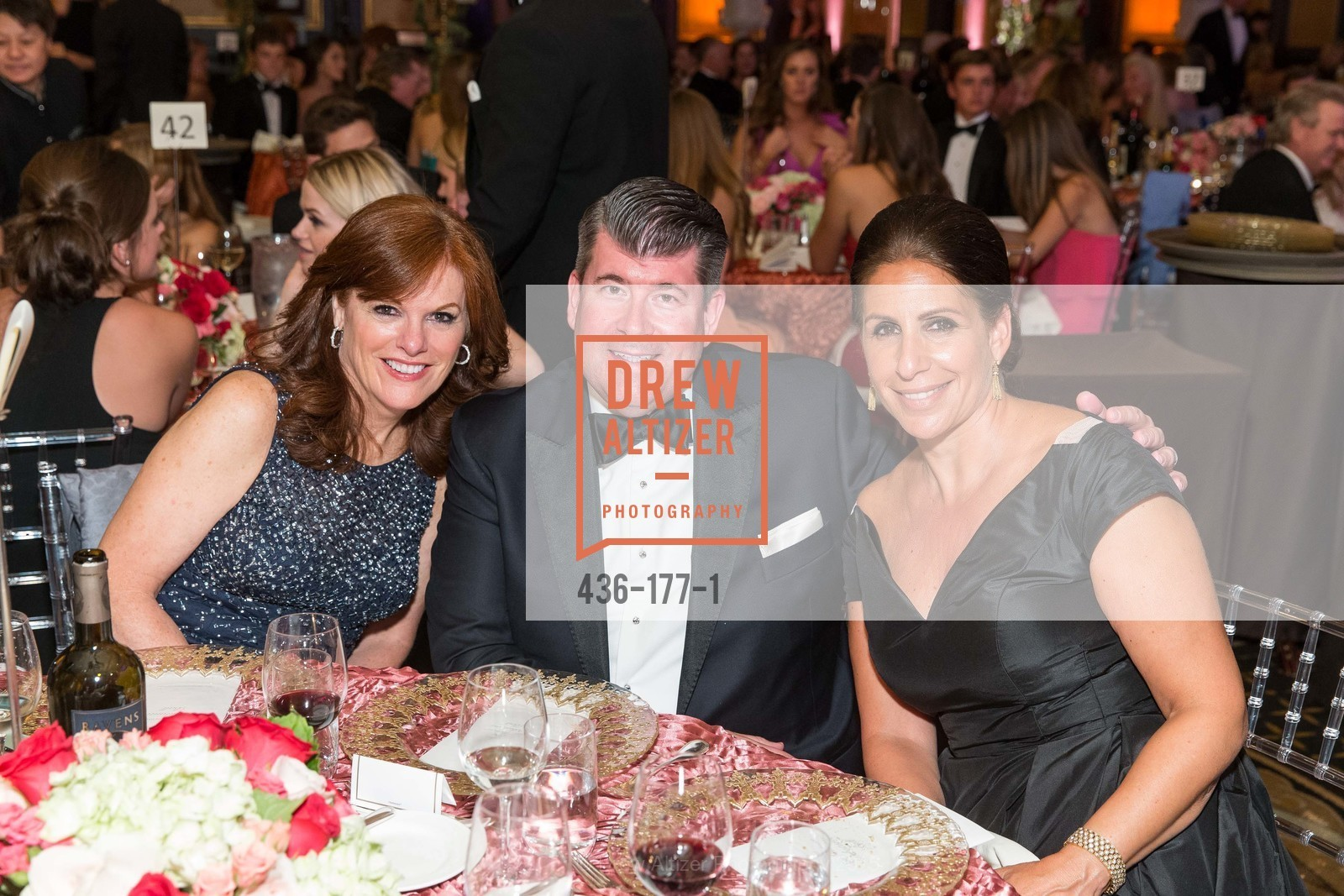Theresa Spirz, Alan Morrell, Lisa Grotts, The 2015 San Francisco Debutante Ball, The Westin St. Francis San Francisco Union Square. 335 Powell St, June 20th, 2015,Drew Altizer, Drew Altizer Photography, full-service agency, private events, San Francisco photographer, photographer california