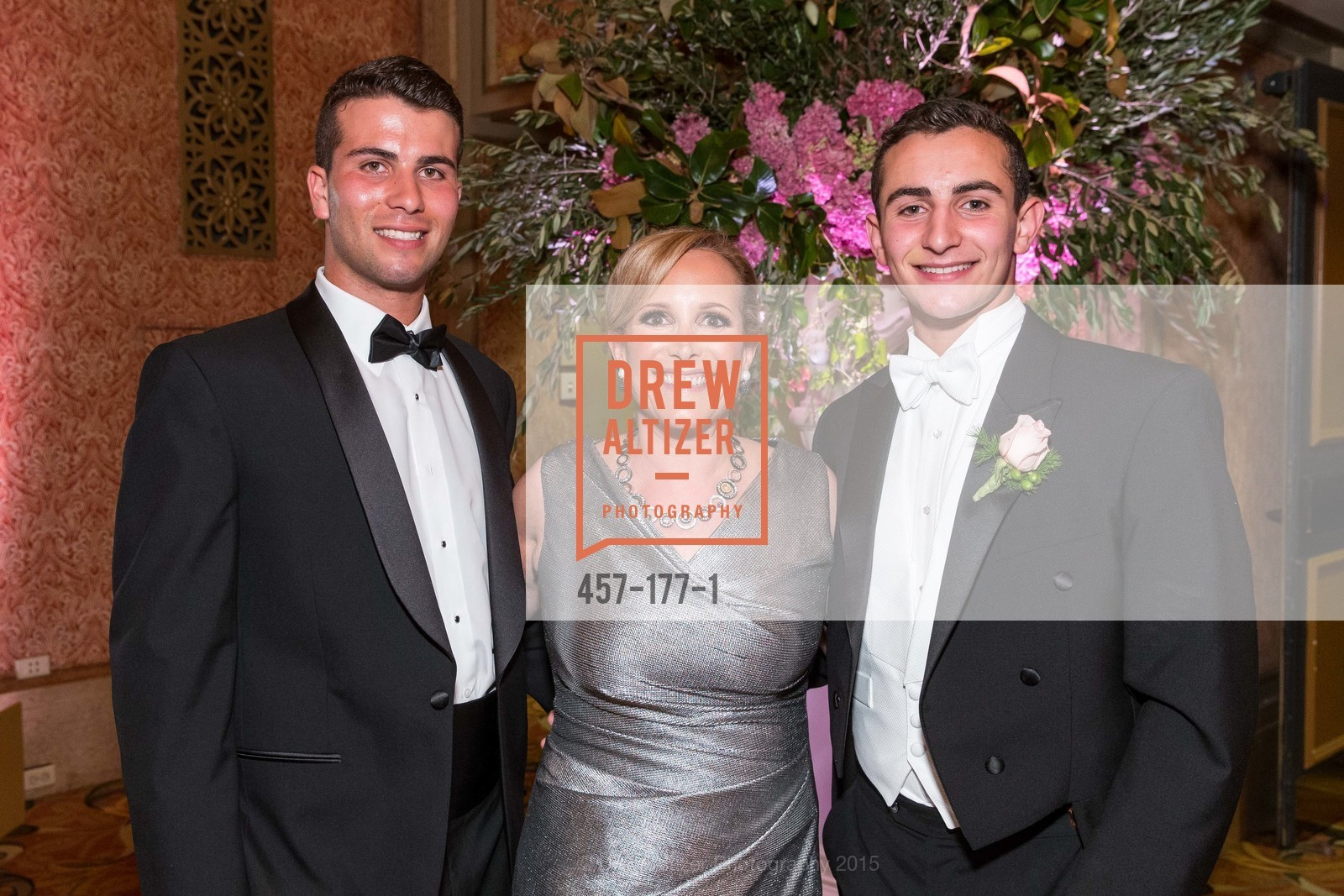 Alex Brenner, Lorre Erlick, Maxwell Tucker Brenner, The 2015 San Francisco Debutante Ball, The Westin St. Francis San Francisco Union Square. 335 Powell St, June 20th, 2015,Drew Altizer, Drew Altizer Photography, full-service event agency, private events, San Francisco photographer, photographer California