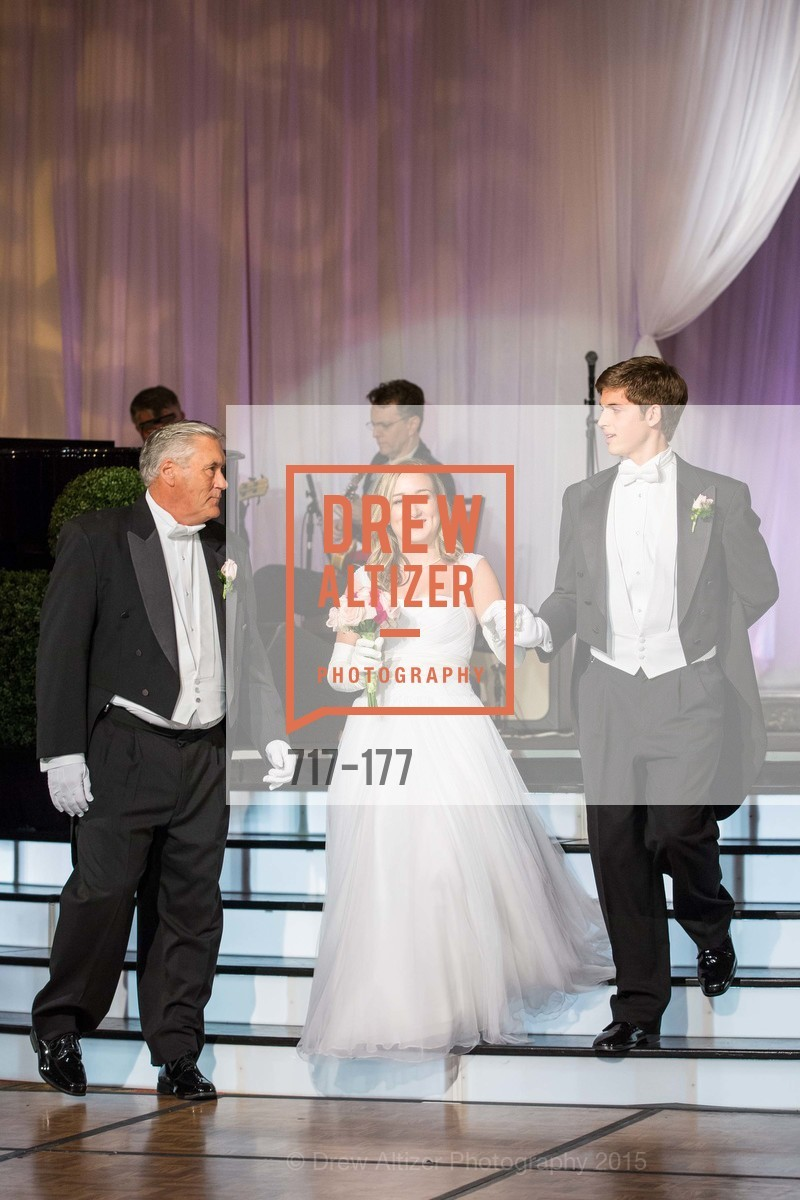 Clyde William Ostler, Lily Ann Ostler, Samuel Jameson Avery, The 2015 San Francisco Debutante Ball, The Westin St. Francis San Francisco Union Square. 335 Powell St, June 20th, 2015,Drew Altizer, Drew Altizer Photography, full-service event agency, private events, San Francisco photographer, photographer California