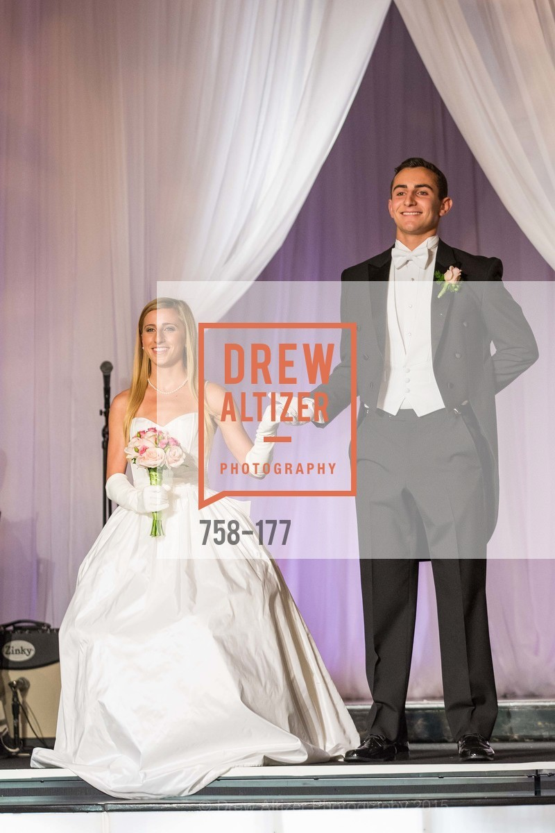 Jennifer Suzanne Reynolds, Maxwell Tucker Brenner, The 2015 San Francisco Debutante Ball, The Westin St. Francis San Francisco Union Square. 335 Powell St, June 20th, 2015,Drew Altizer, Drew Altizer Photography, full-service agency, private events, San Francisco photographer, photographer california